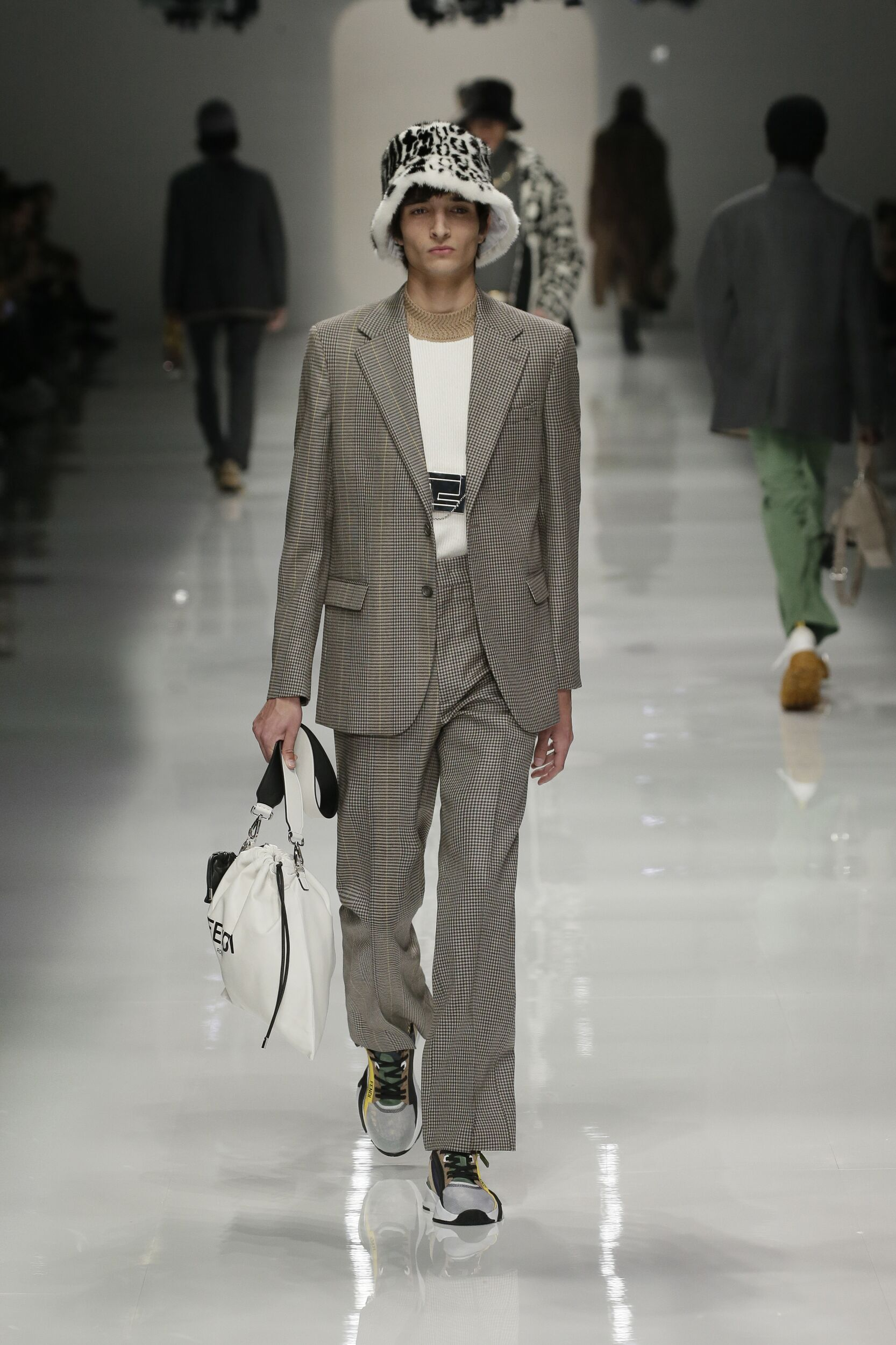 2020 Fendi Fall Winter Man