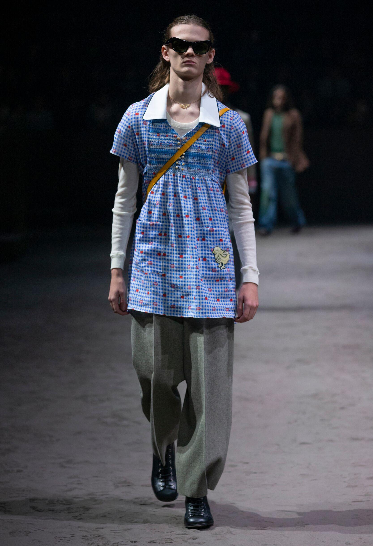 2020 Gucci Catwalk Milan Fashion Week