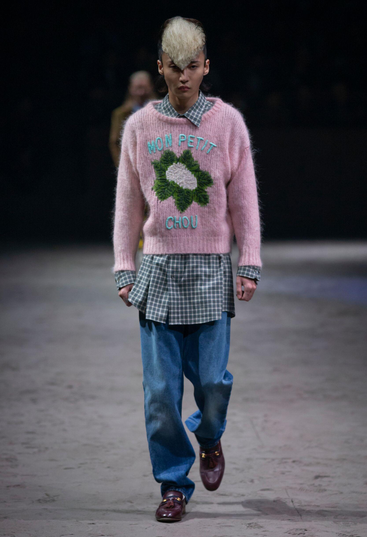 2020 Gucci Catwalk