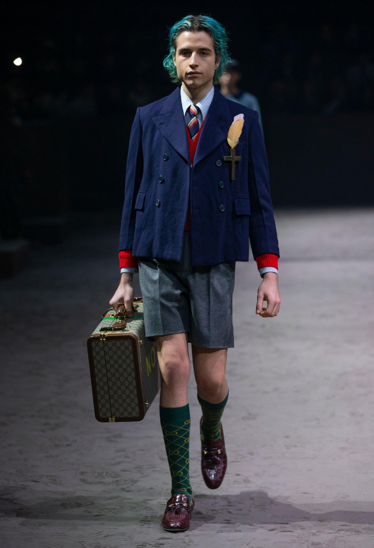 2020 Gucci Fall Catwalk