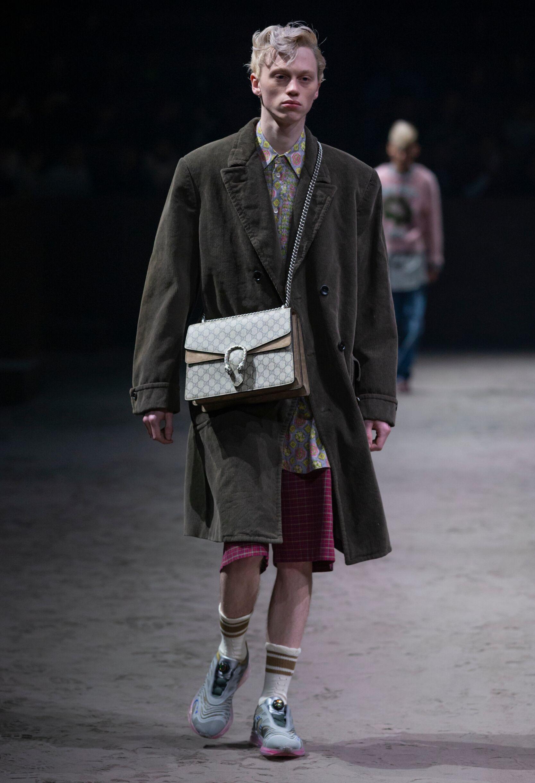 2020 Gucci Winter Catwalk