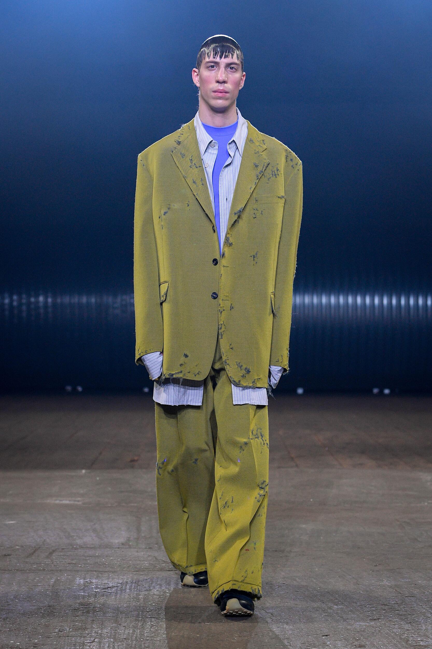 2020 Man Style Marni