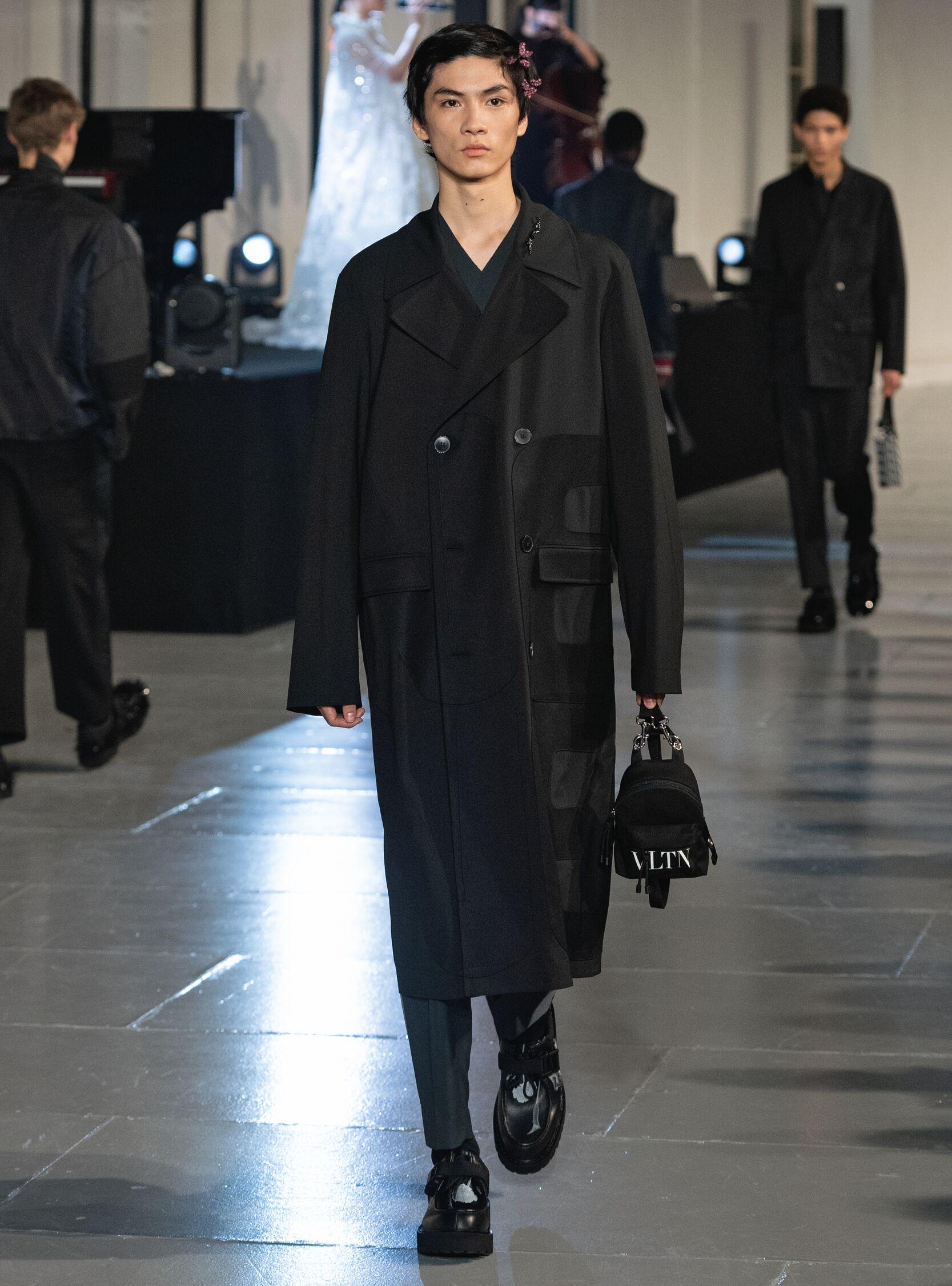 2020 Man Style Valentino