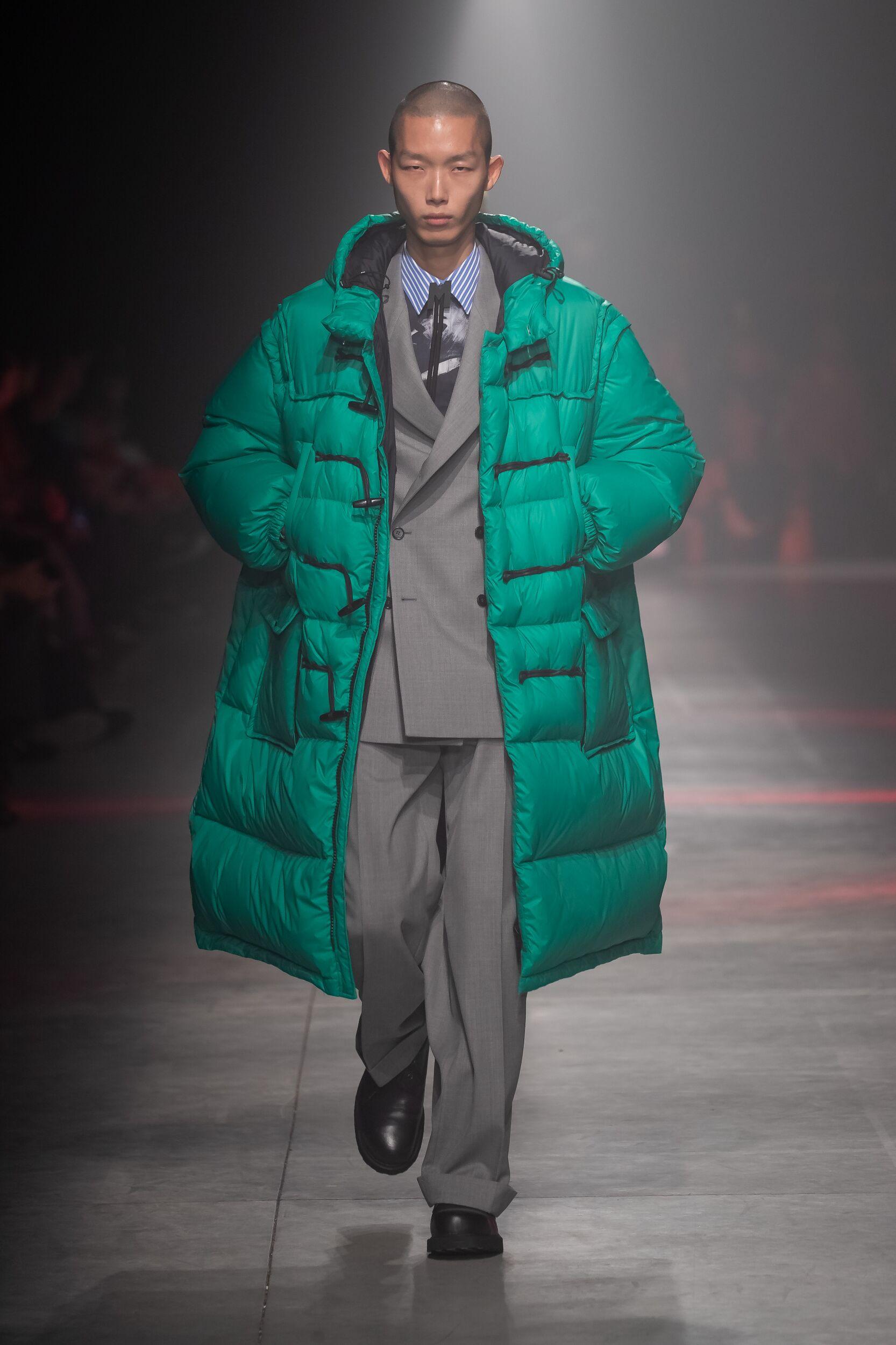 2020 MSGM Fall Winter Man