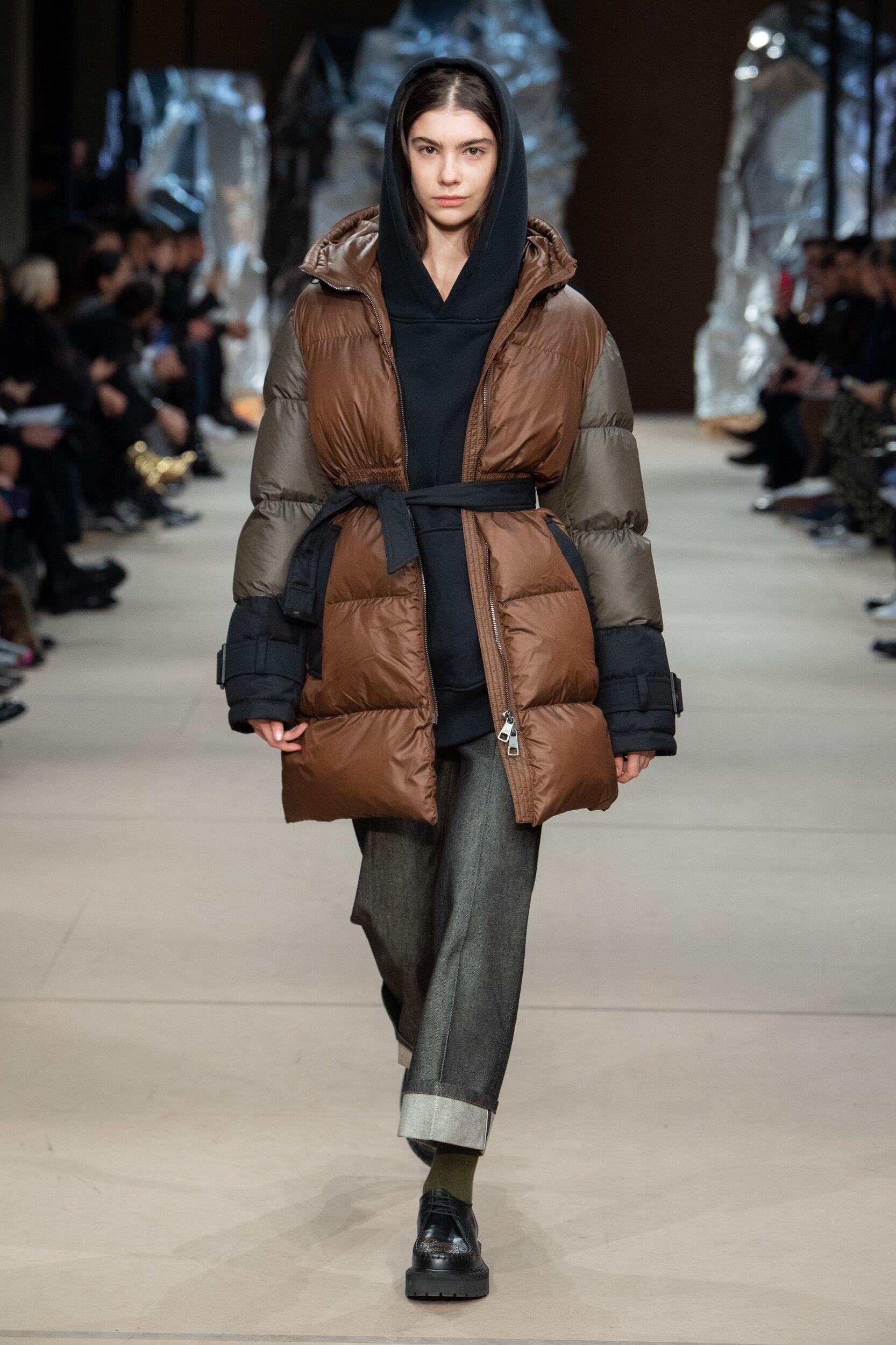 2020 Neil Barrett Catwalk Milan Fashion Week