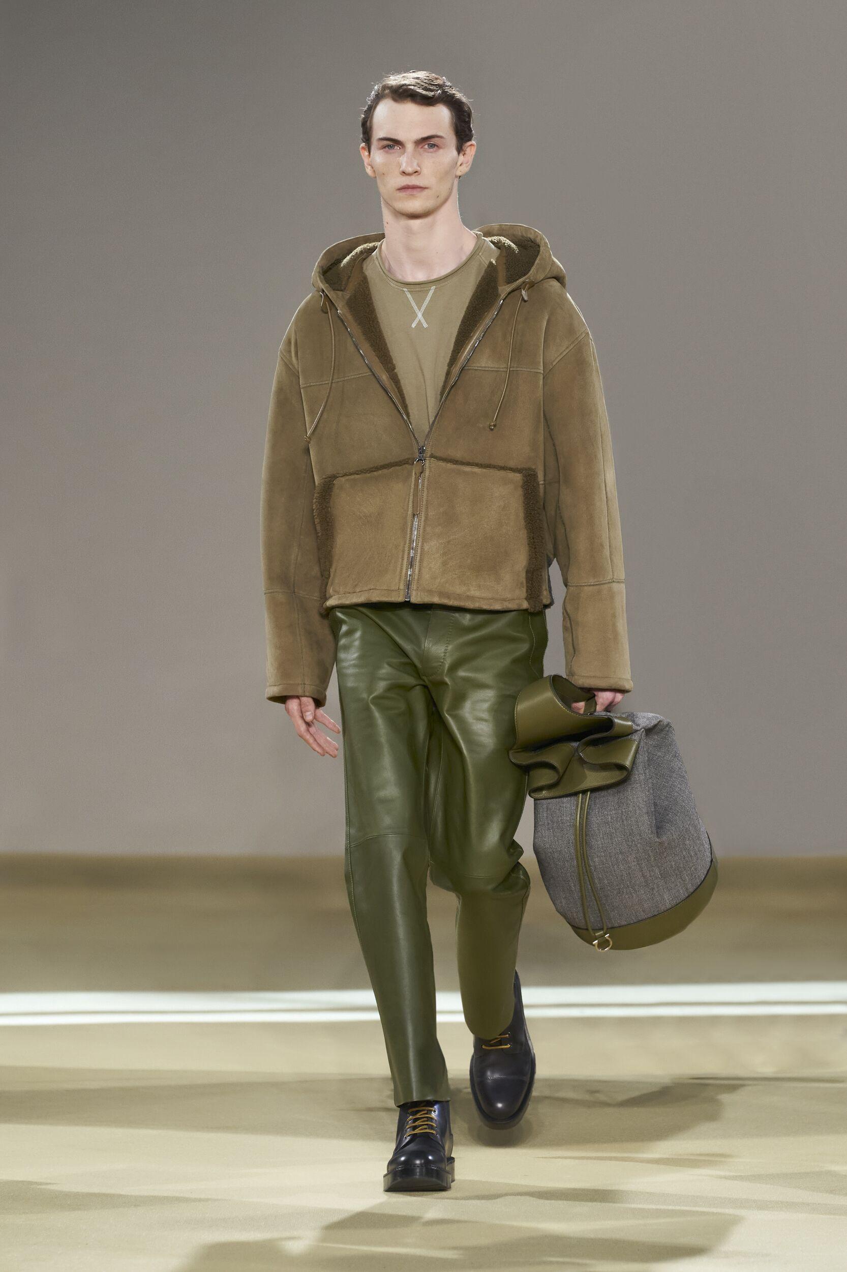 2020 Salvatore Ferragamo Fall Winter Man