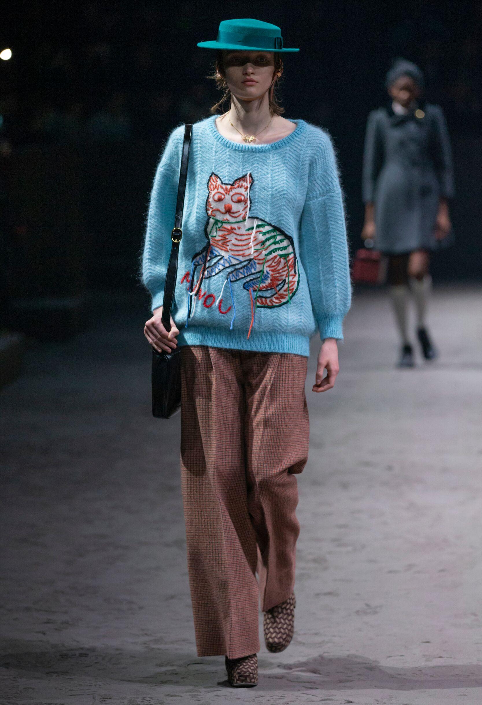 2020 Woman Style Gucci
