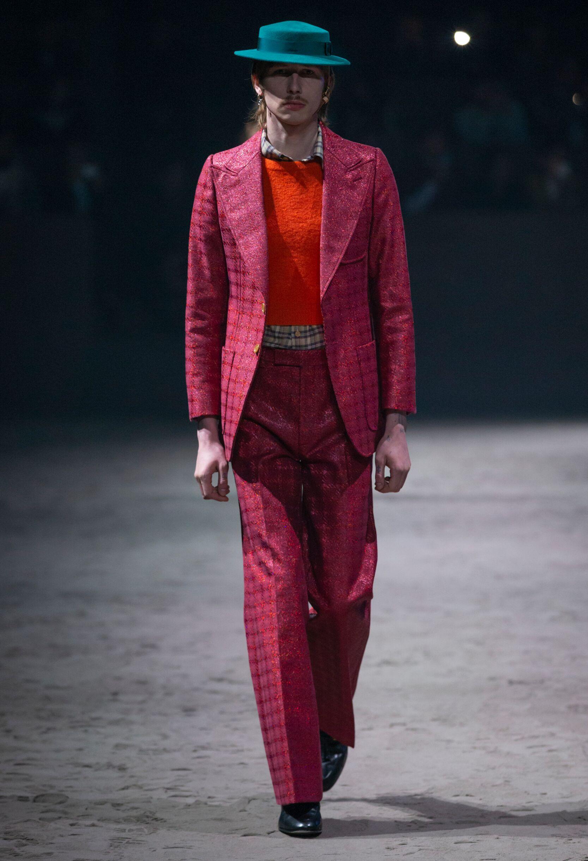 Catwalk Gucci Winter 2020