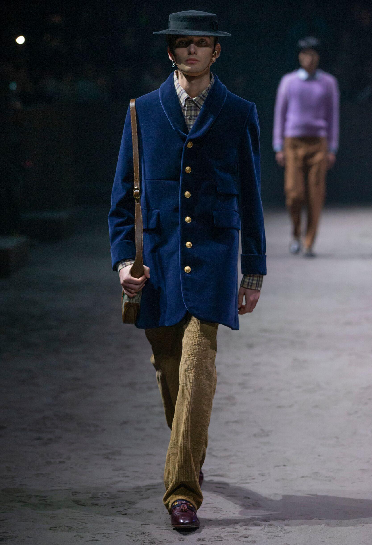 Catwalk Gucci
