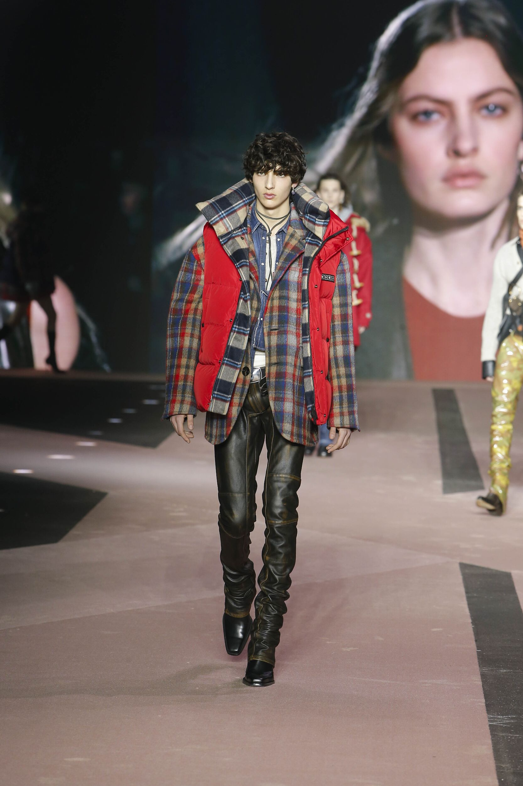 Dsquared2 Fall Winter 2020 Mens Collection Milan Fashion Week