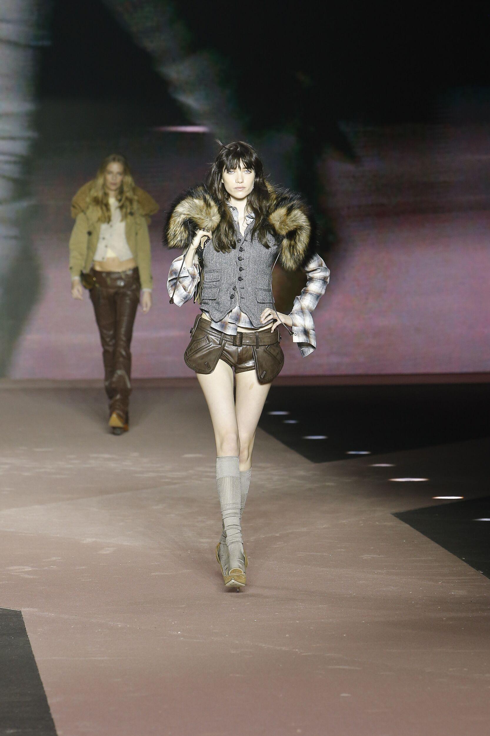 Dsquared2 Fashion Show FW 2020