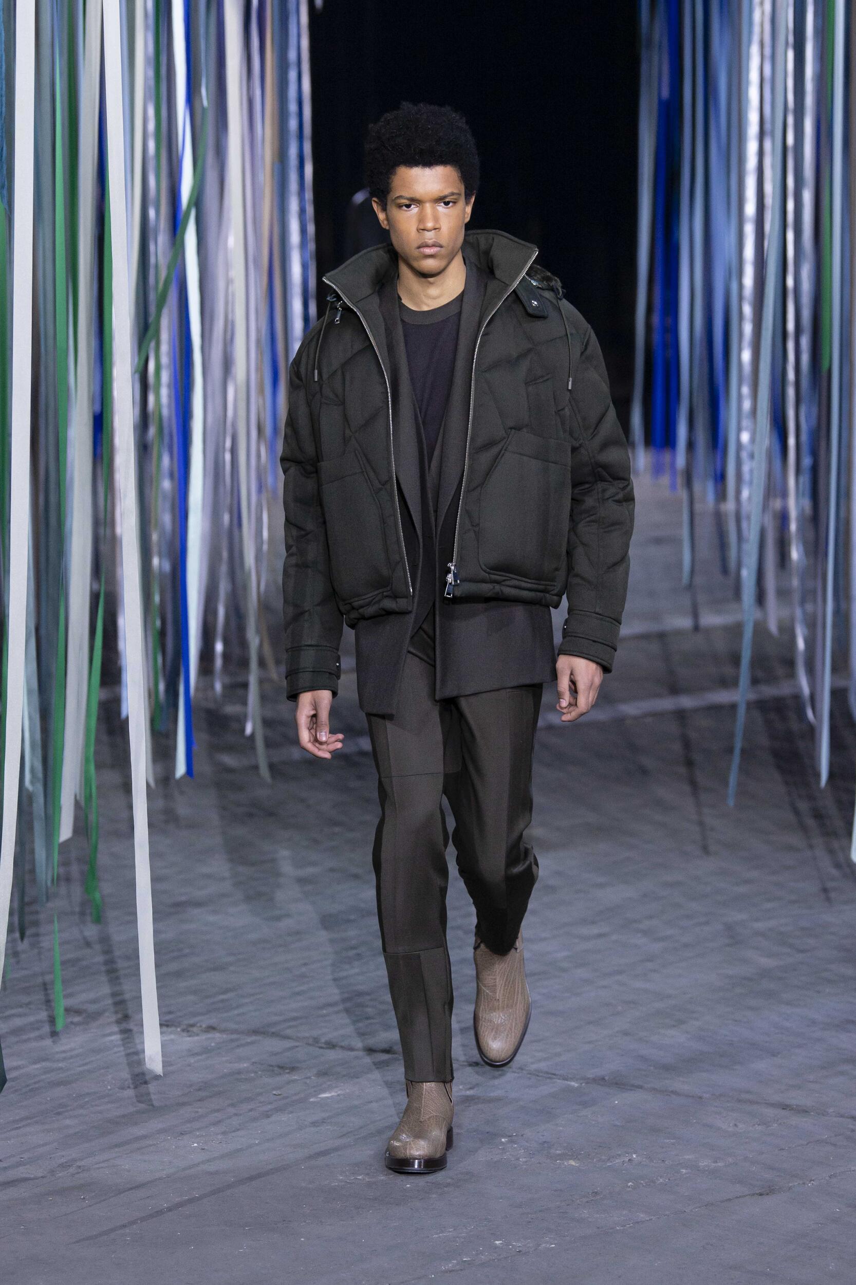 Ermenegildo Zegna XXX Fall Winter 2020 Mens Collection Milan Fashion Week