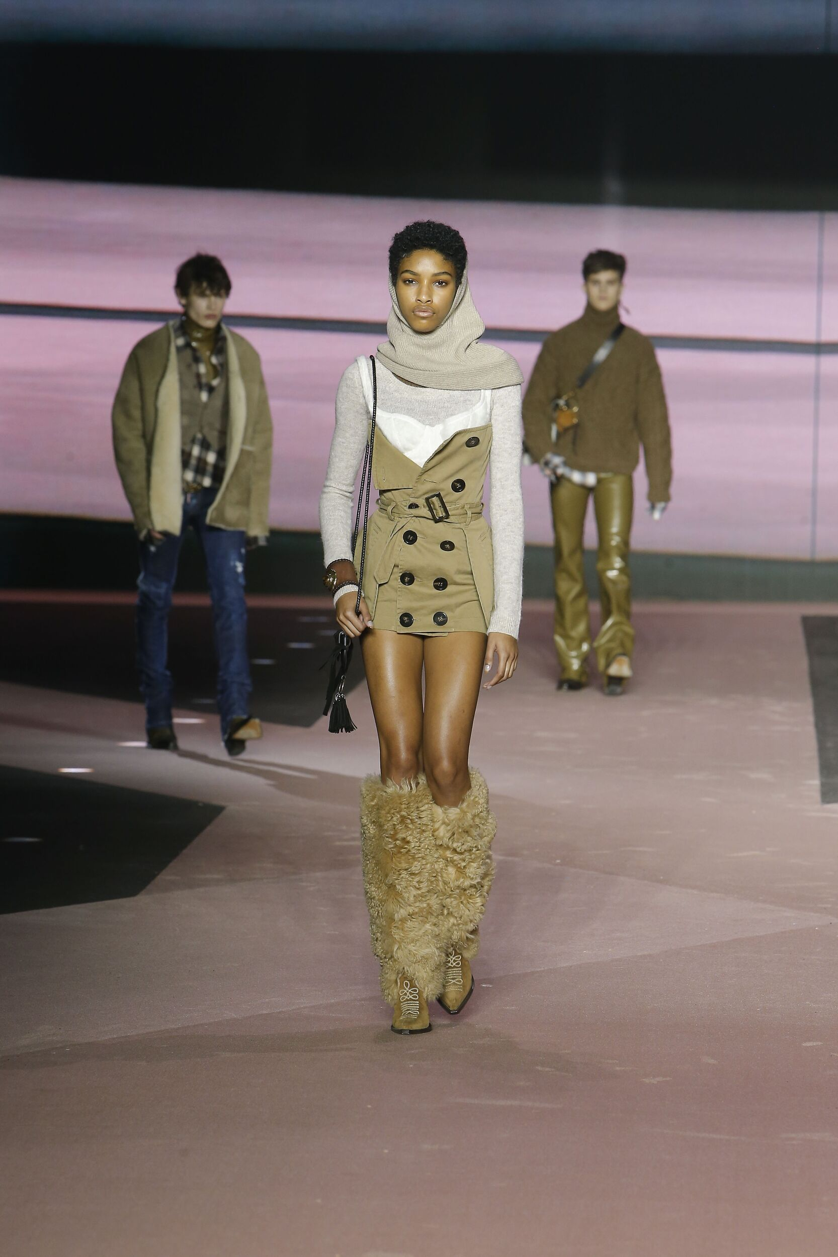 FW 2020-21 Fashion Show Dsquared2