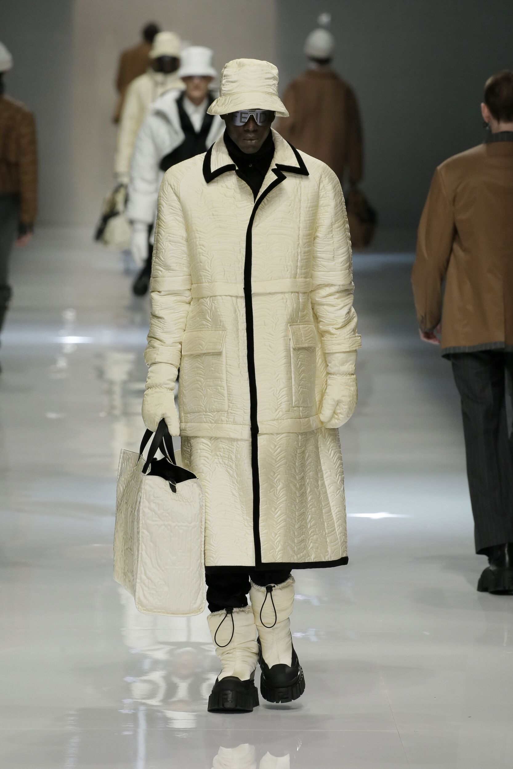 FW 2020-21 Fendi Fashion Show Milan Fashion Week
