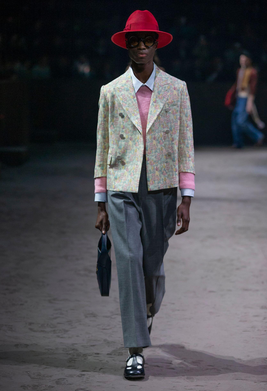 FW 2020-21 Gucci Fashion Show Milan Fashion Week