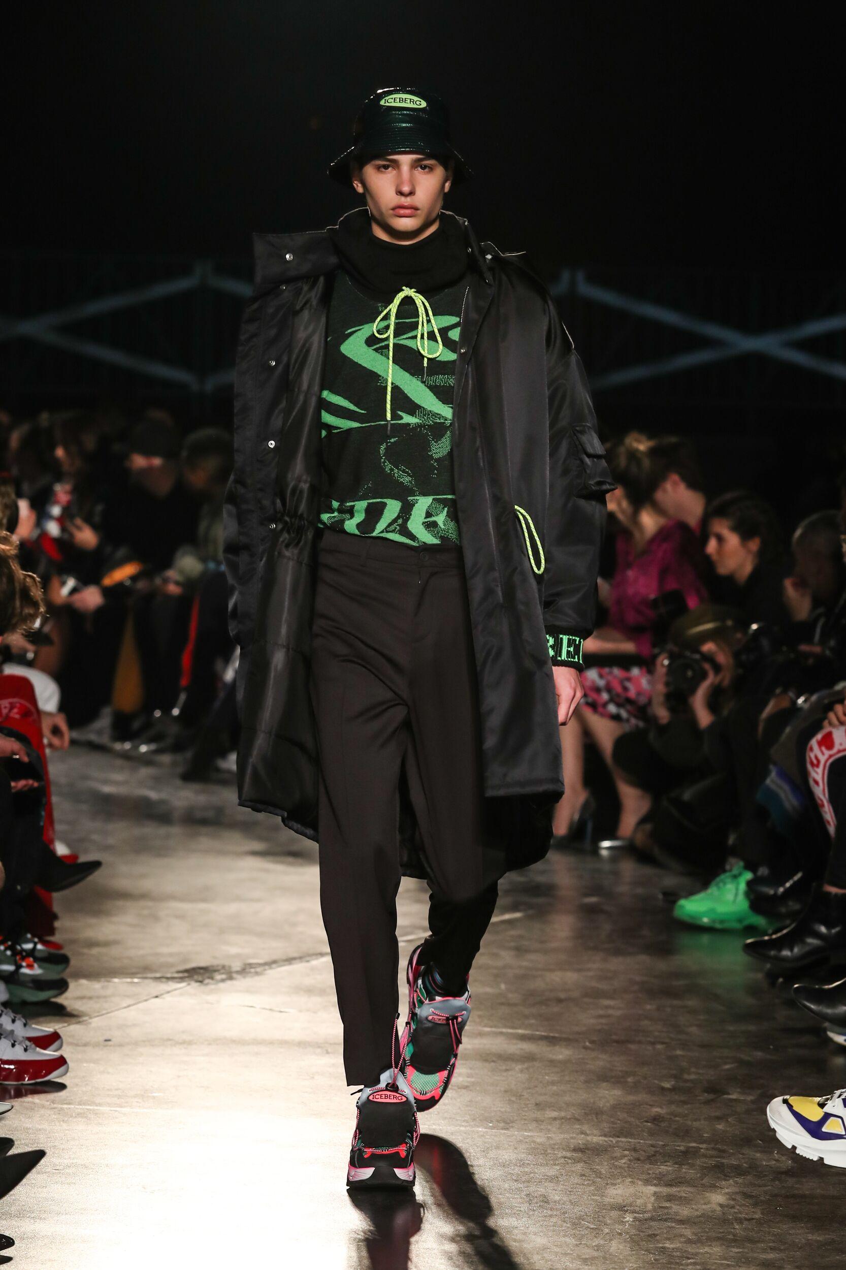 FW 2020-21 Iceberg Fashion Show Milan