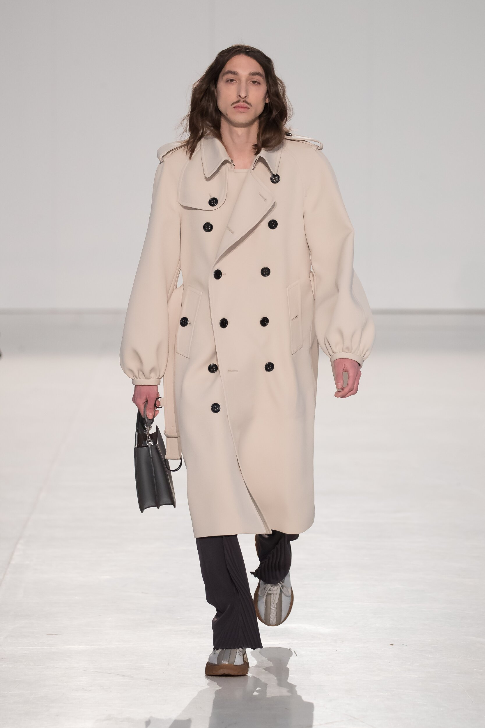 FW 2020-21 Marco De Vincenzo Fashion Show