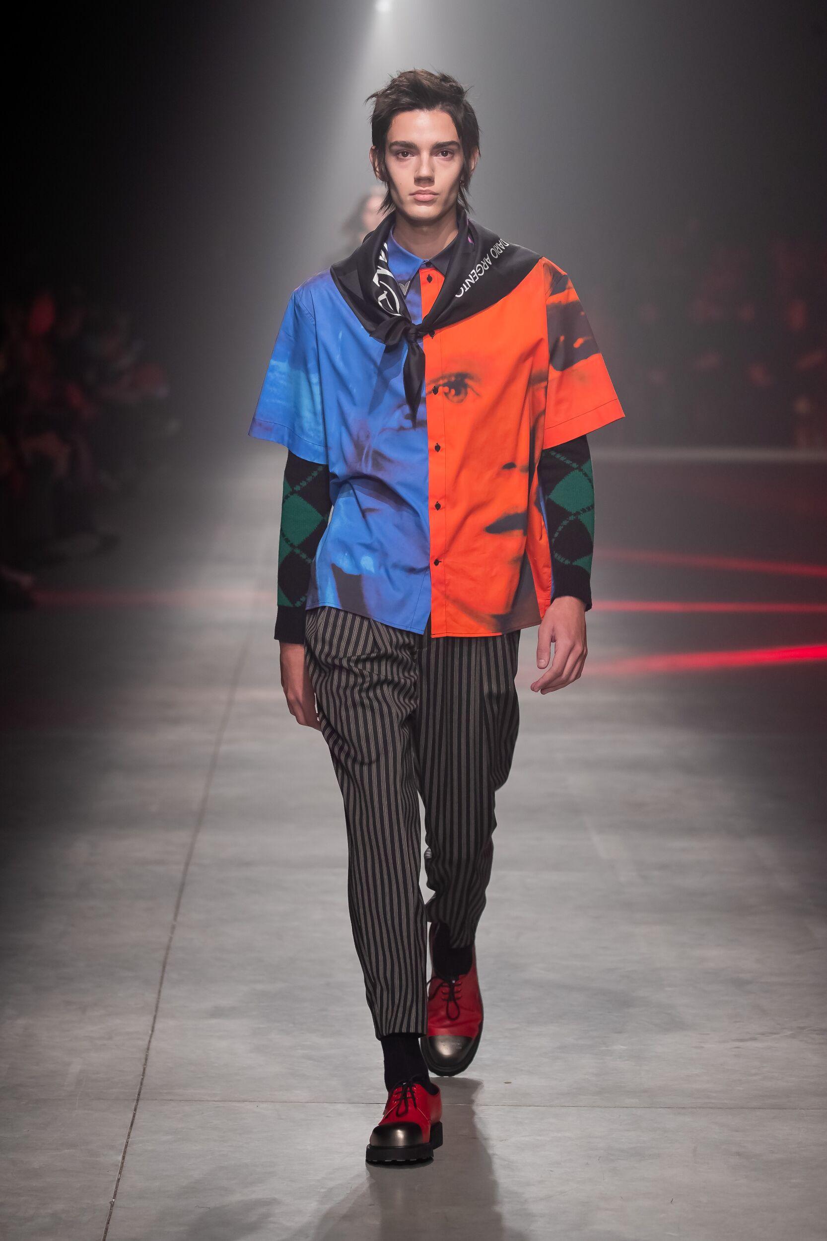FW 2020-21 MSGM Fashion Show Milan