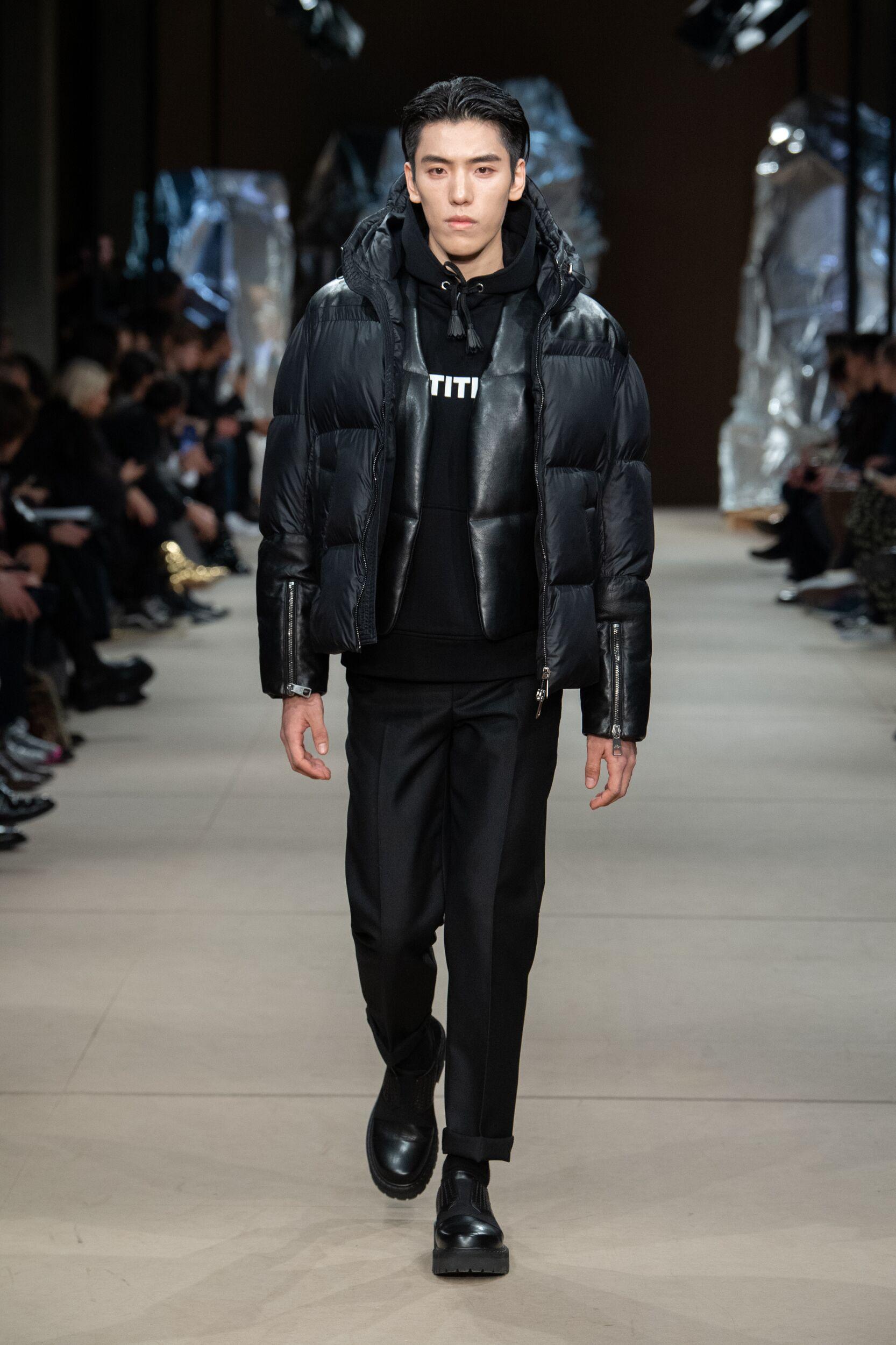 FW 2020-21 Neil Barrett Fashion Show Milan Fashion Week