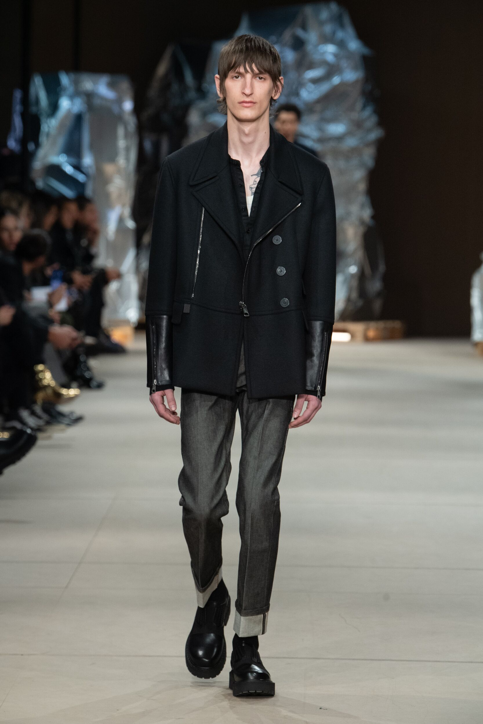 FW 2020-21 Neil Barrett Fashion Show