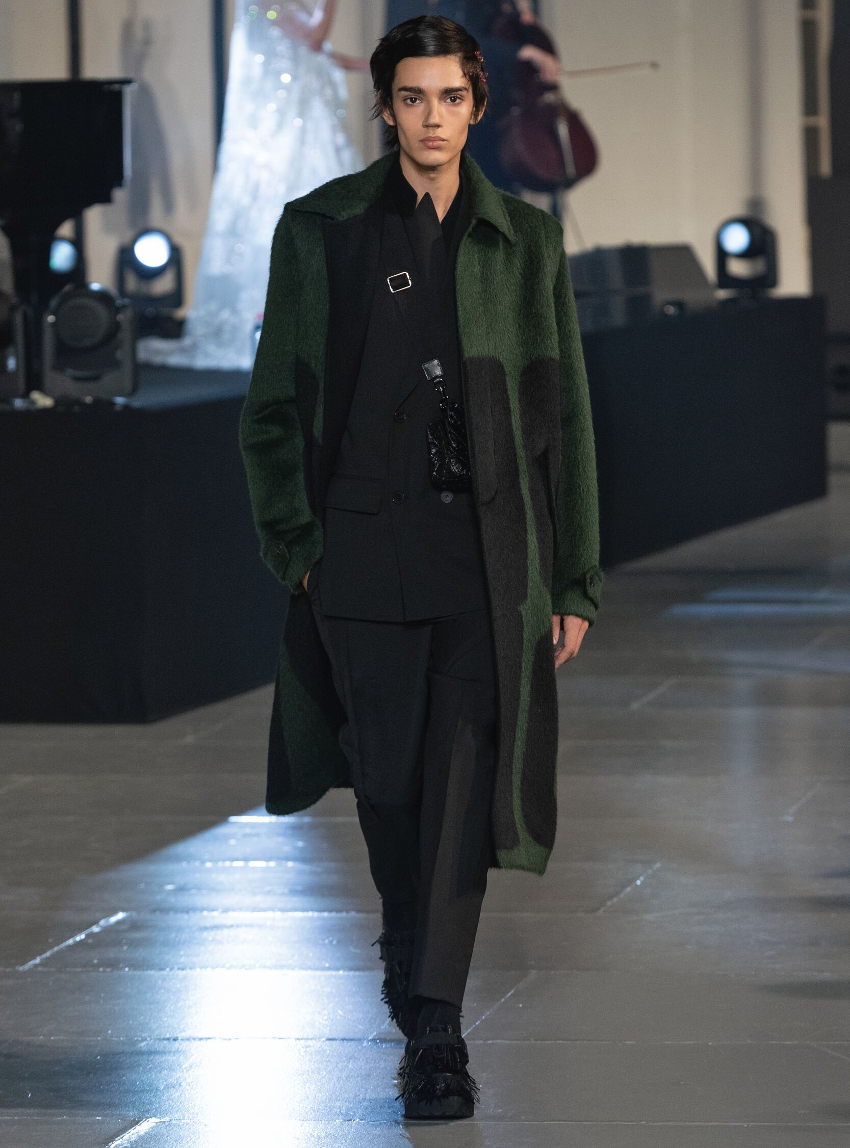 FW 2020-21 Valentino Fashion Show Paris Fashion Week