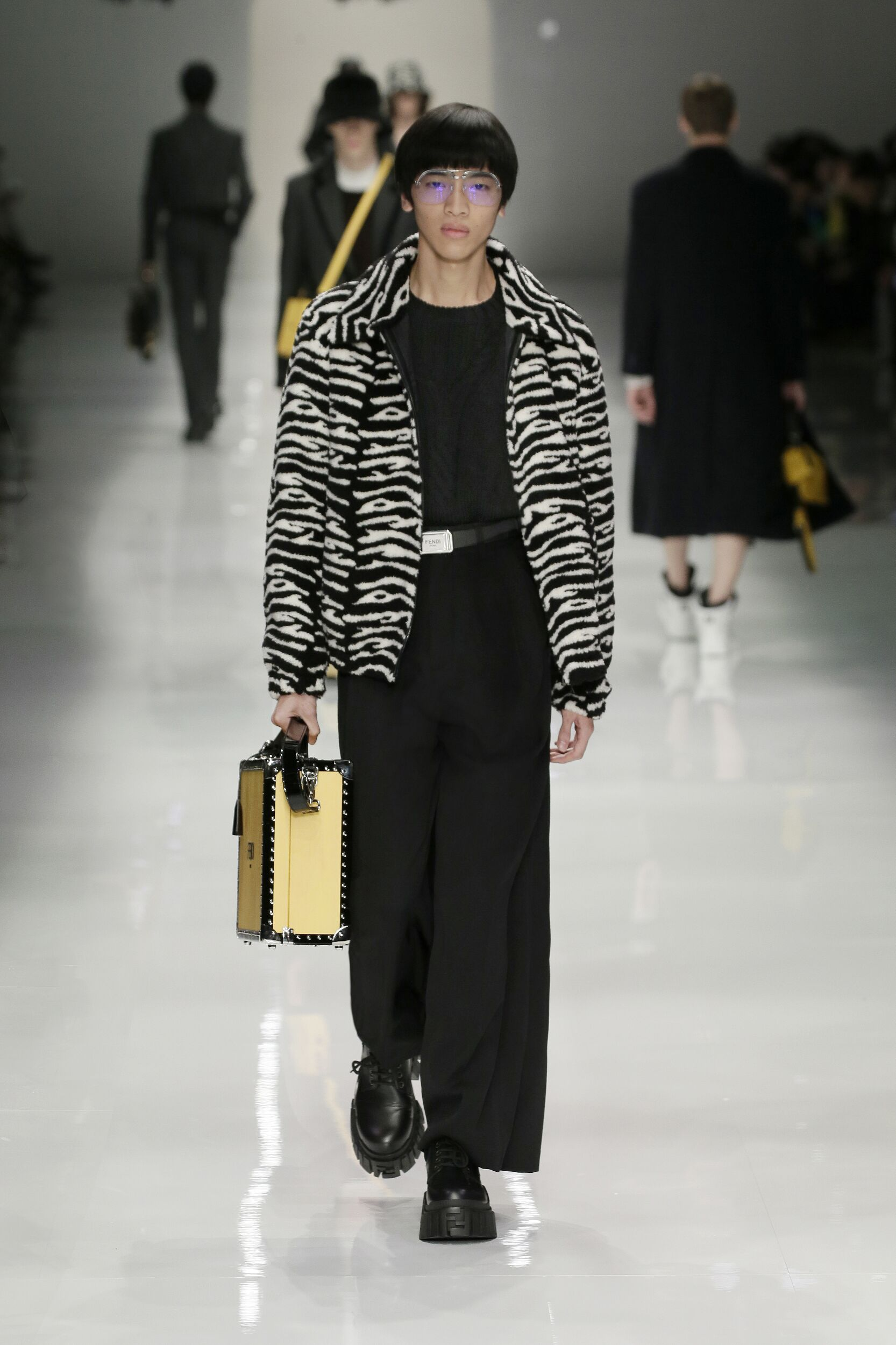 Fall 2020 Fashion Trends Fendi