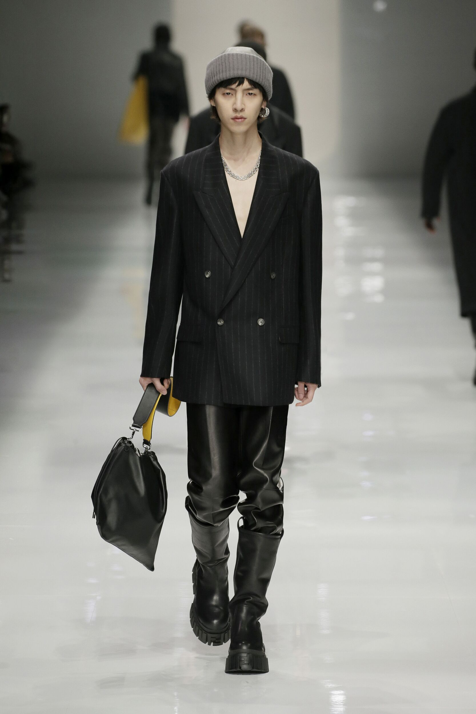 Fall 2020 Menswear Fendi