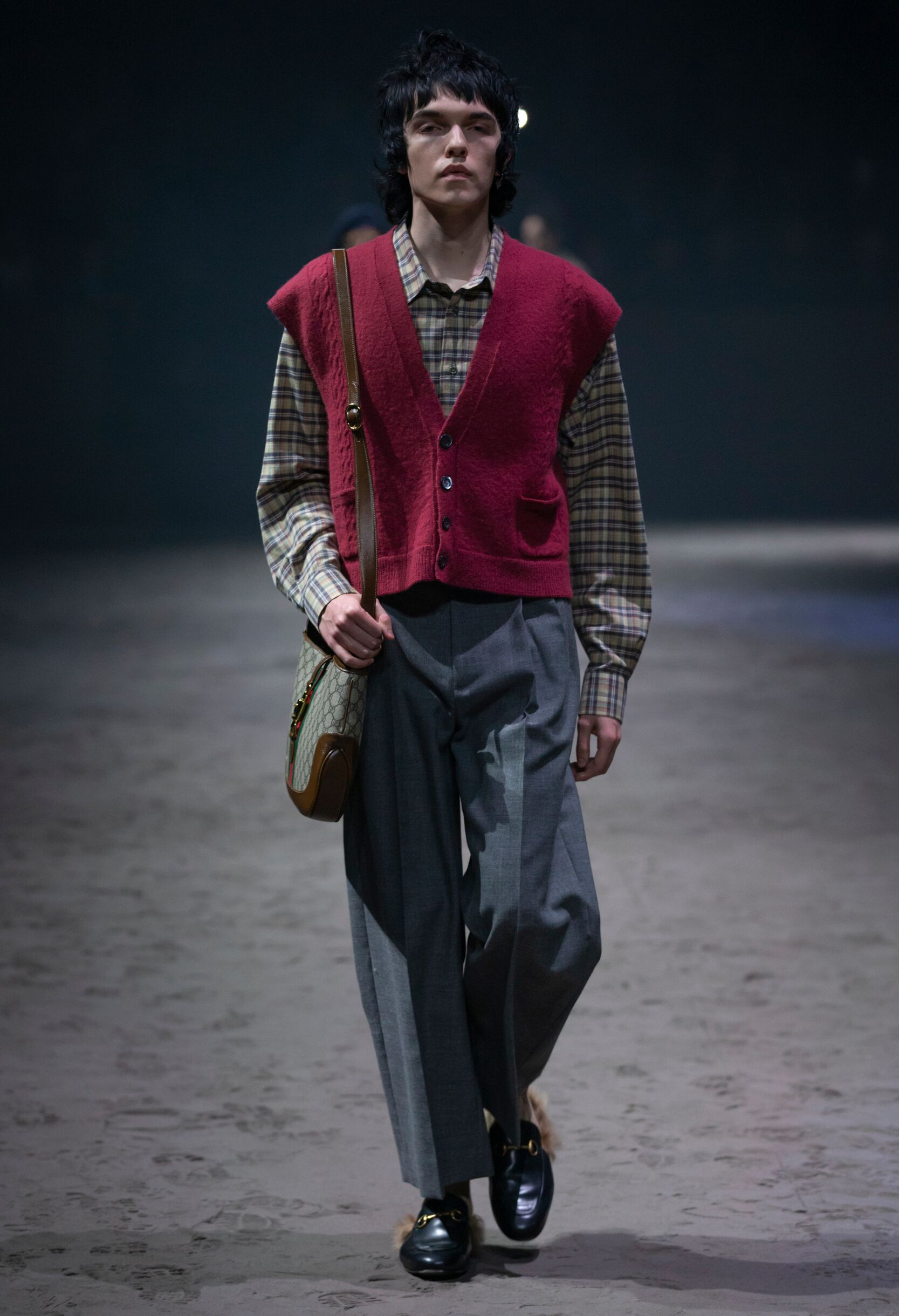 Fall 2020 Menswear Gucci