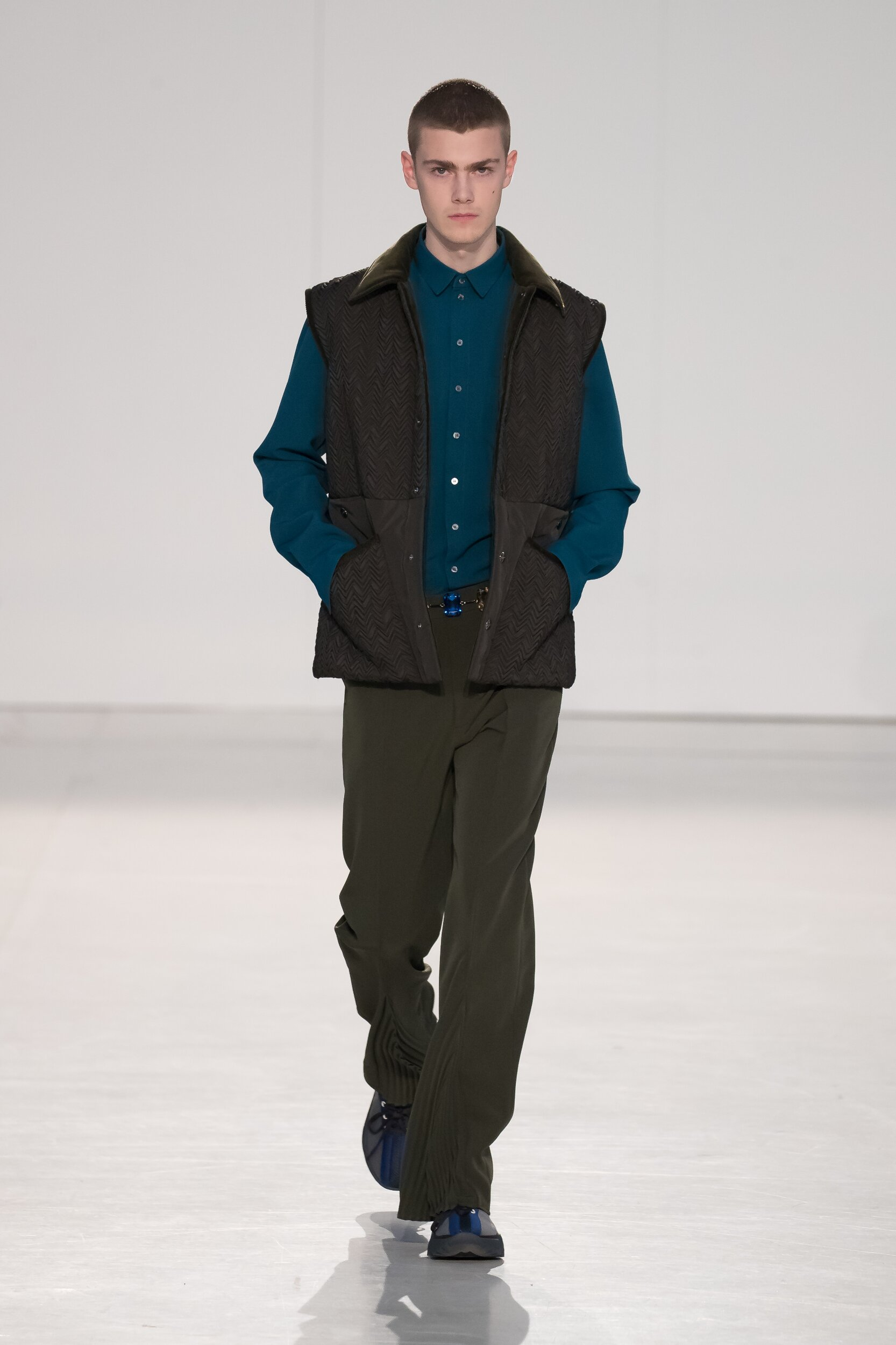 Fall 2020 Menswear Marco De Vincenzo