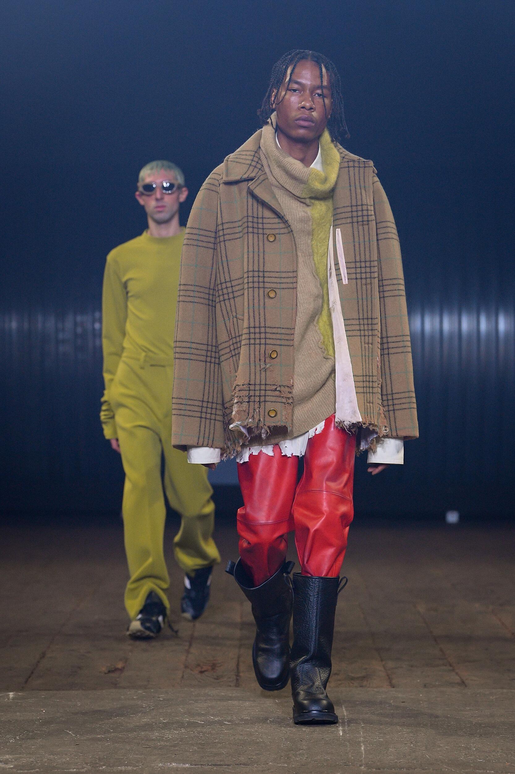 Fall 2020 Menswear Marni