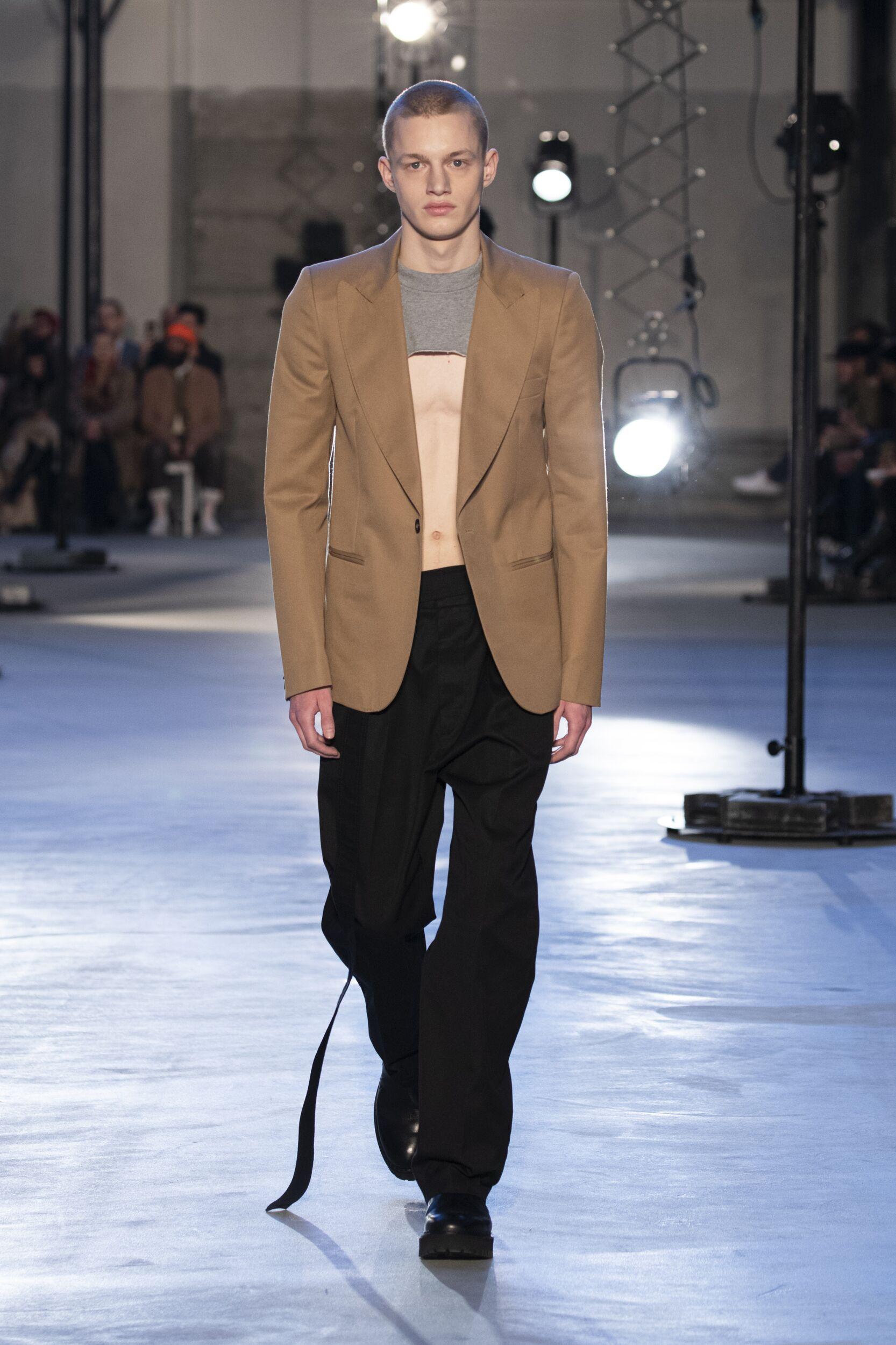 Fall 2020 Menswear N°21