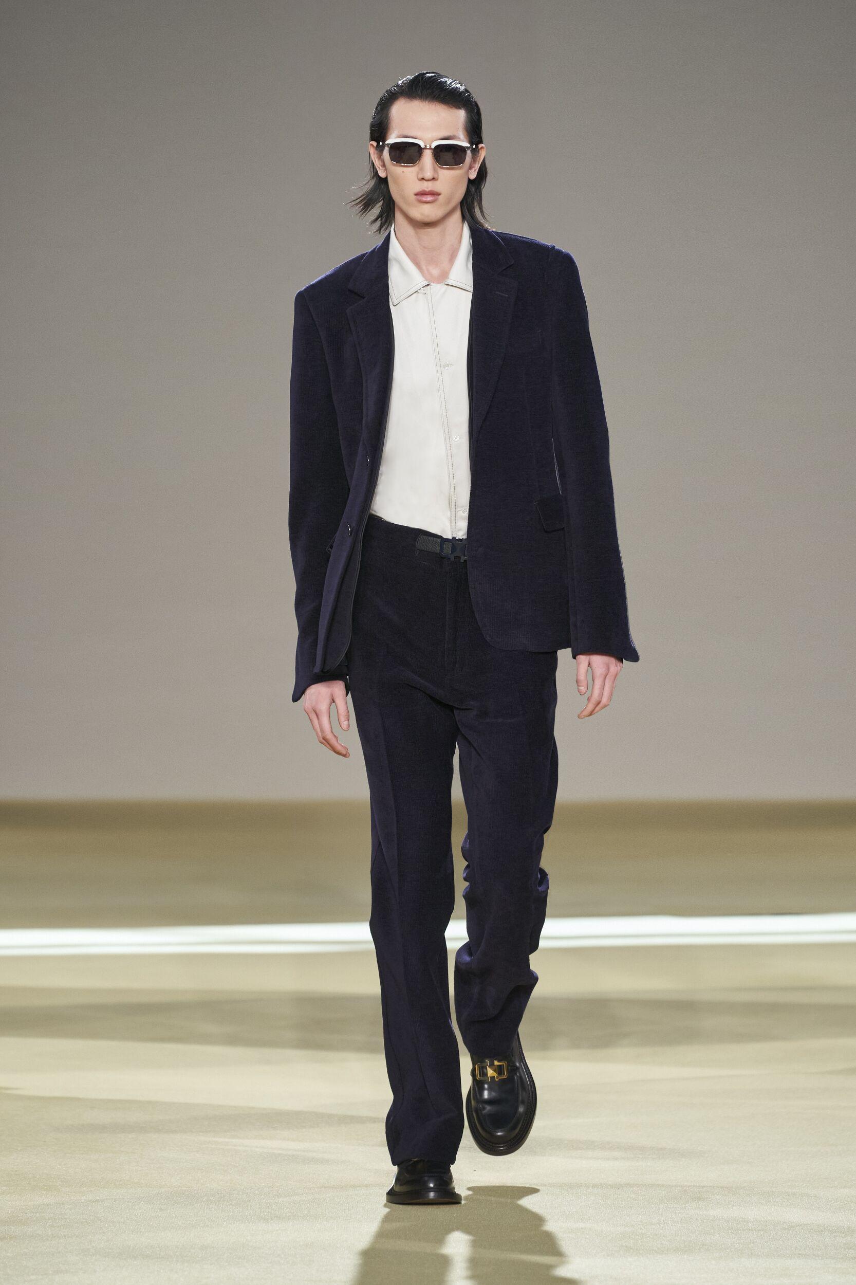 Fall 2020 Menswear Salvatore Ferragamo