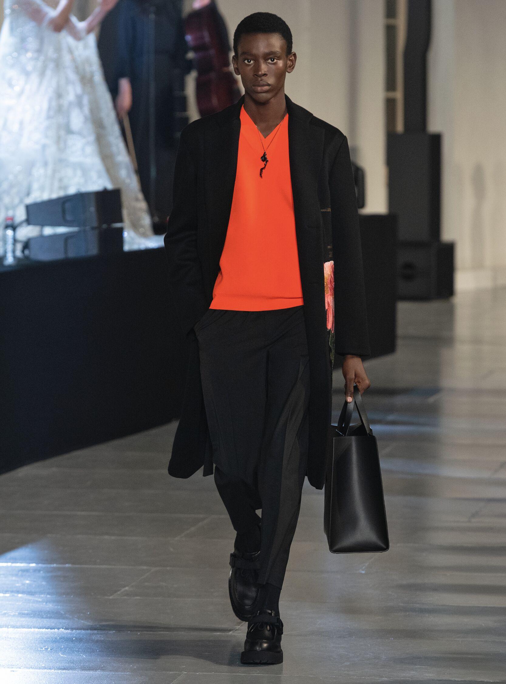 Fall 2020 Menswear Valentino