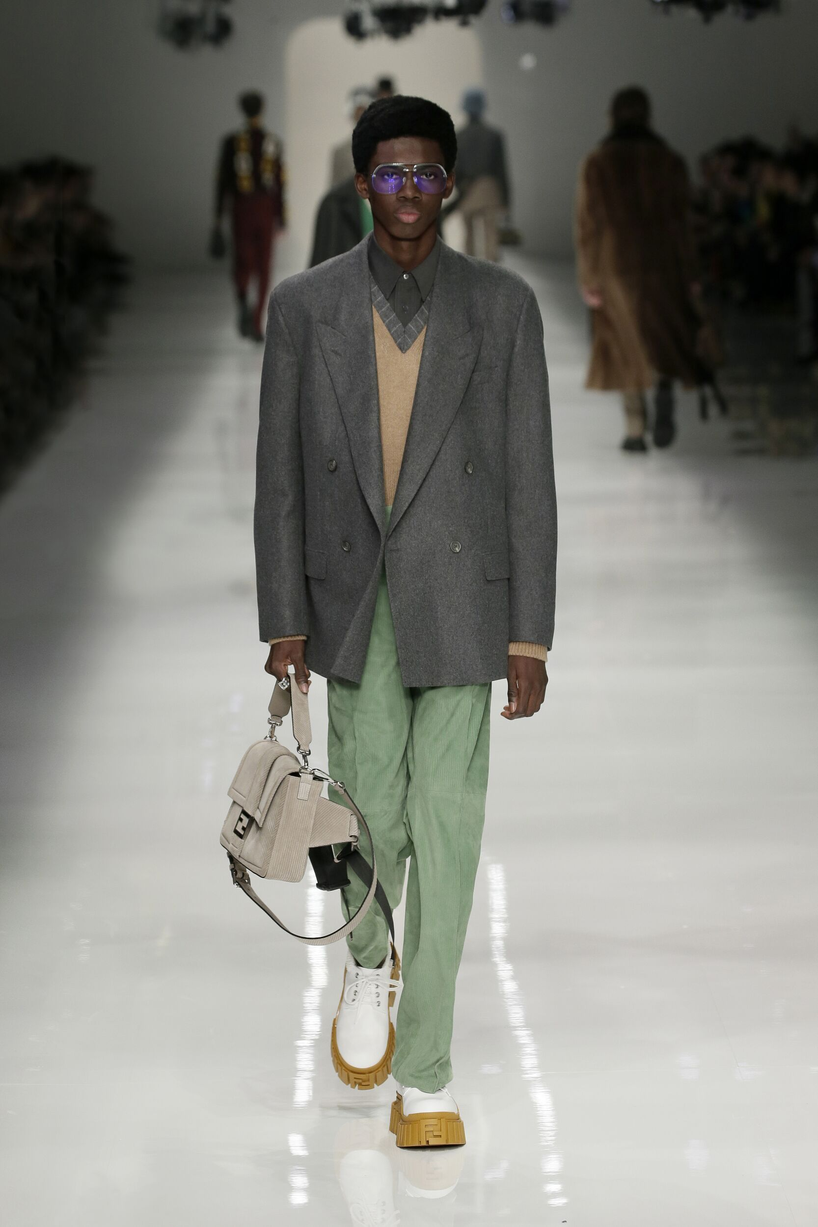 Fall Fashion 2020 Fendi