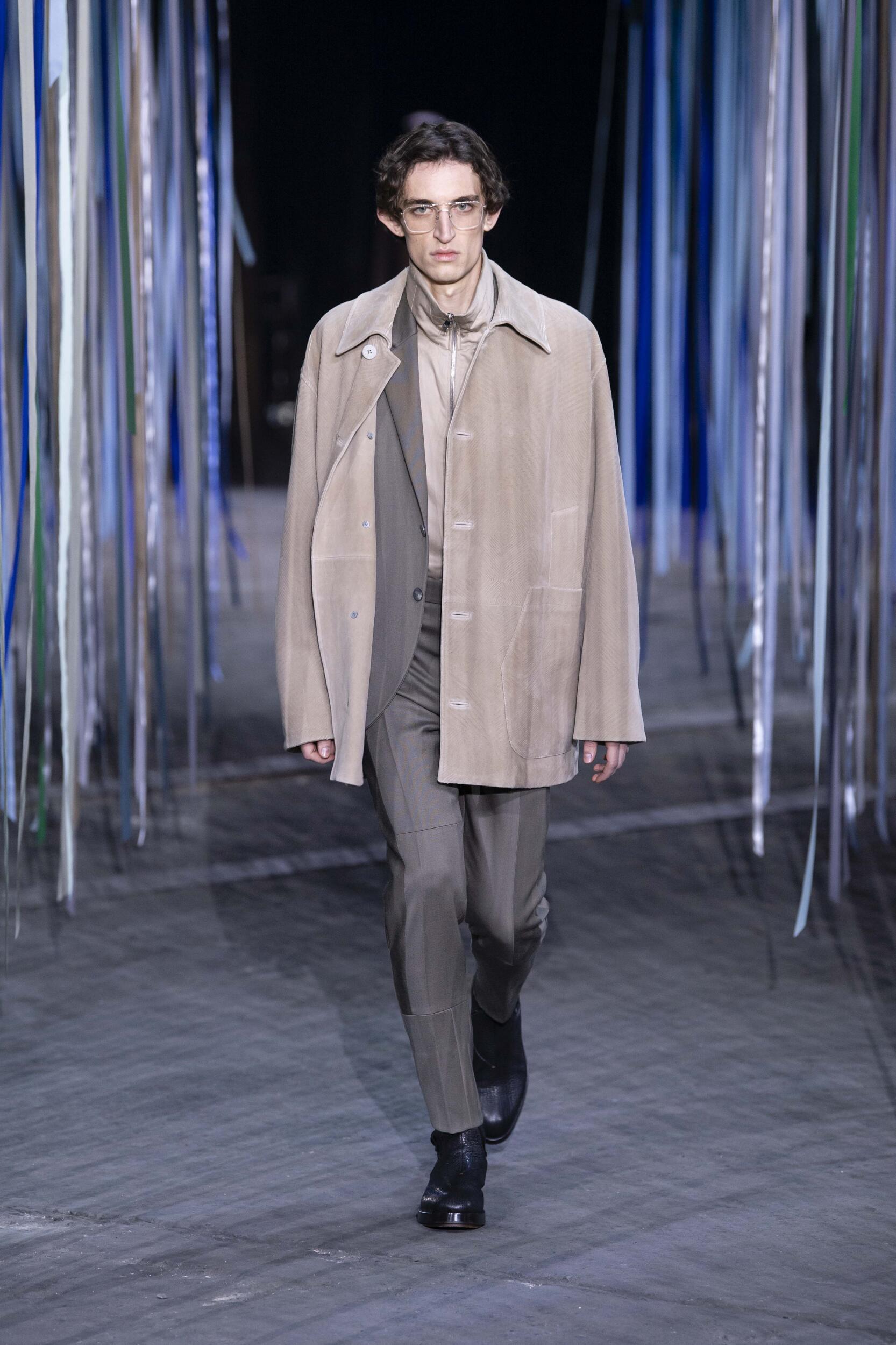 Fall Fashion Trends 2020-21 Ermenegildo Zegna XXX