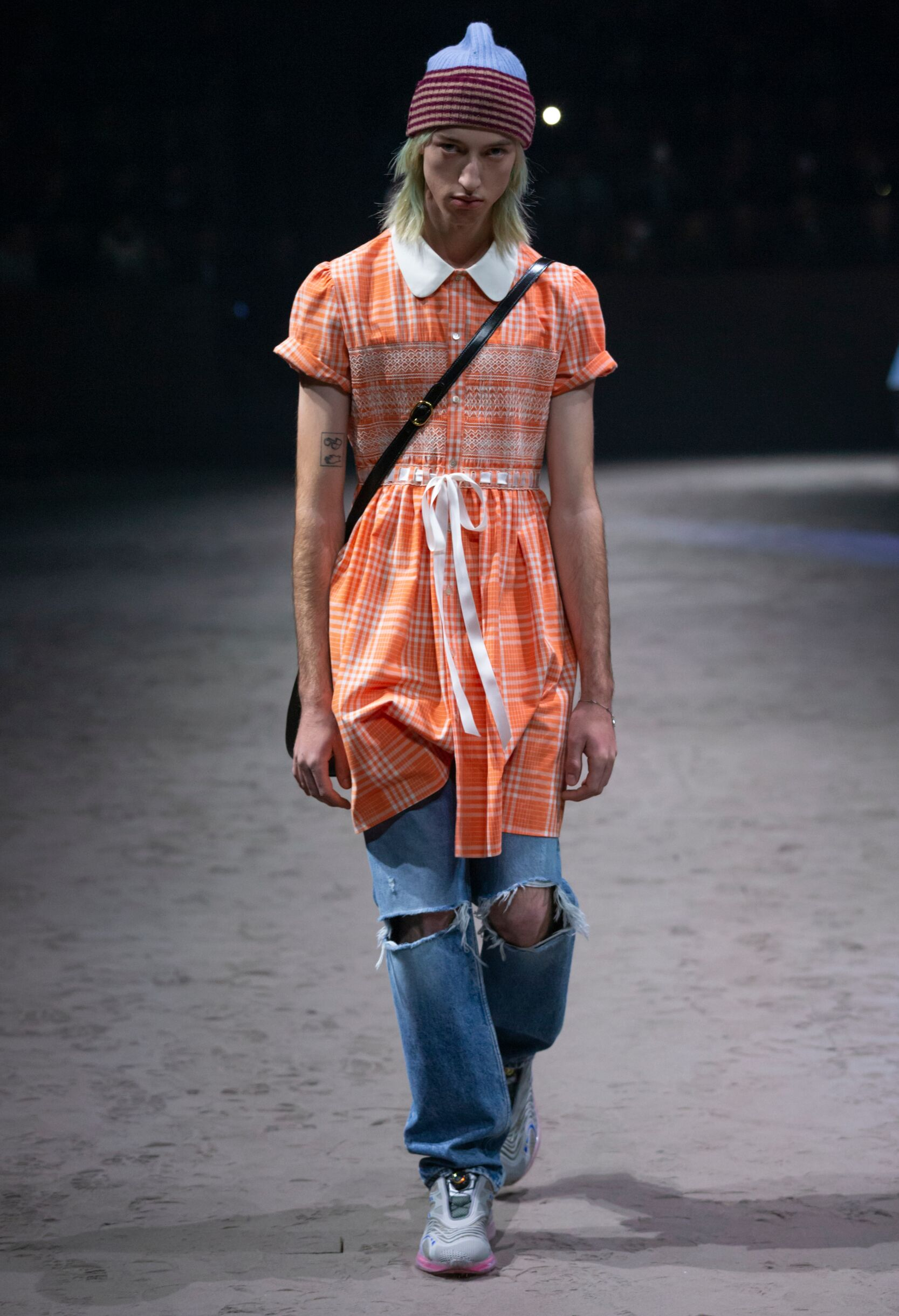 Gucci Fall Winter 2020 Men S Collection The Skinny Beep