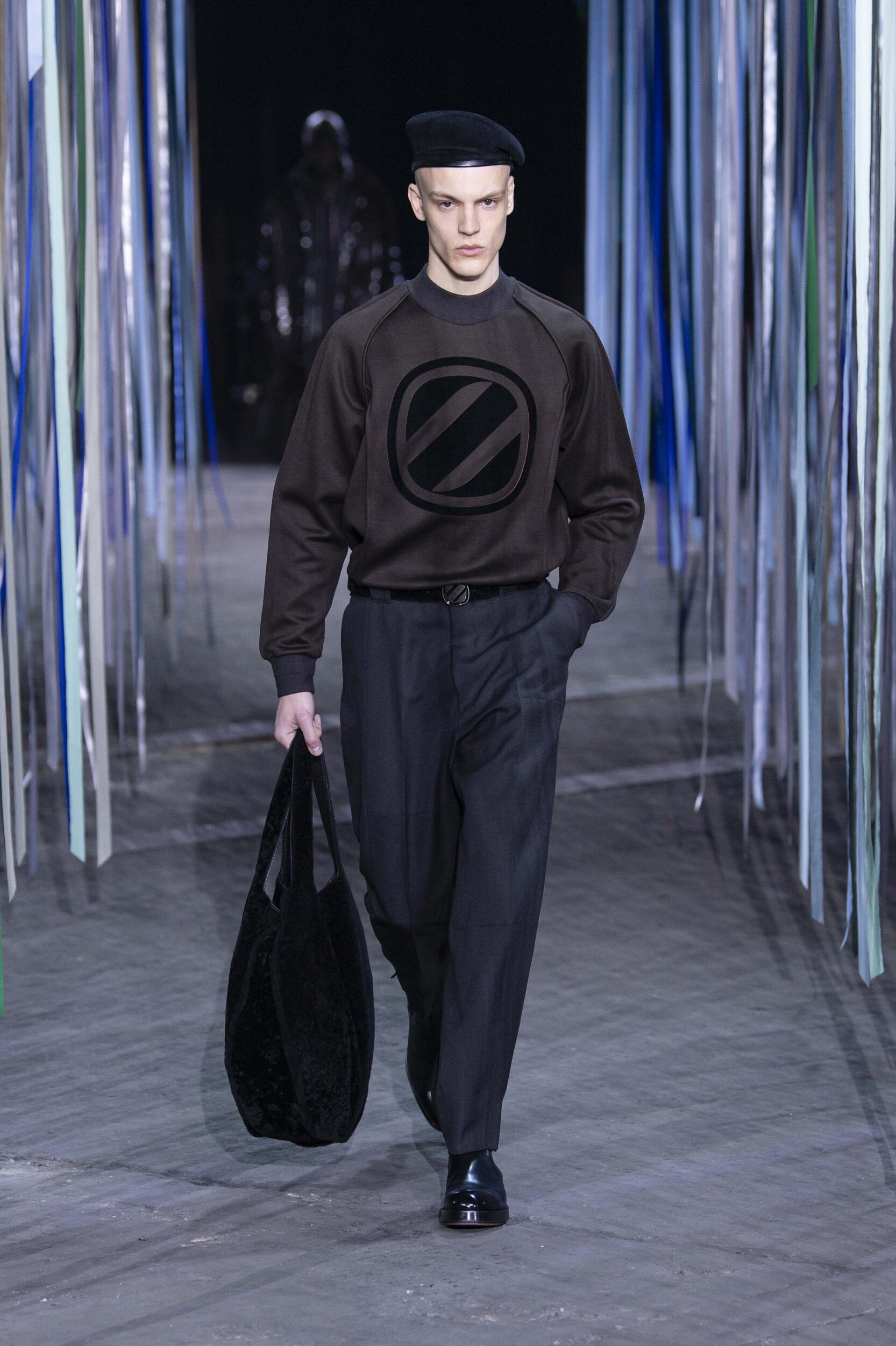 Fashion 2020 Runway Man Ermenegildo Zegna XXX Winter