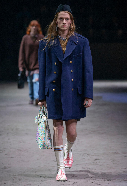 Fashion Week 2020 Catwalk Gucci