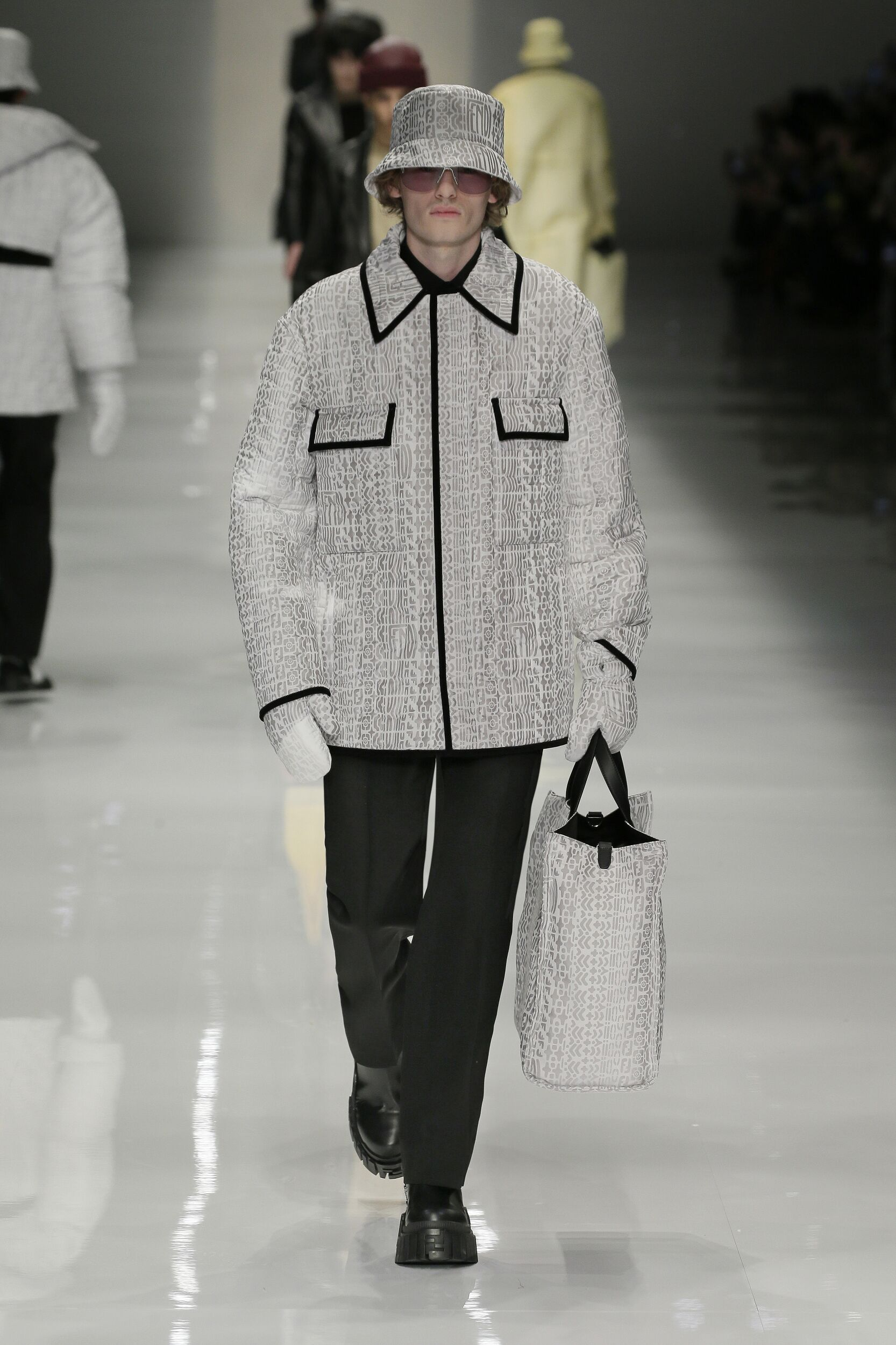 Fendi 2020 Milan Trends