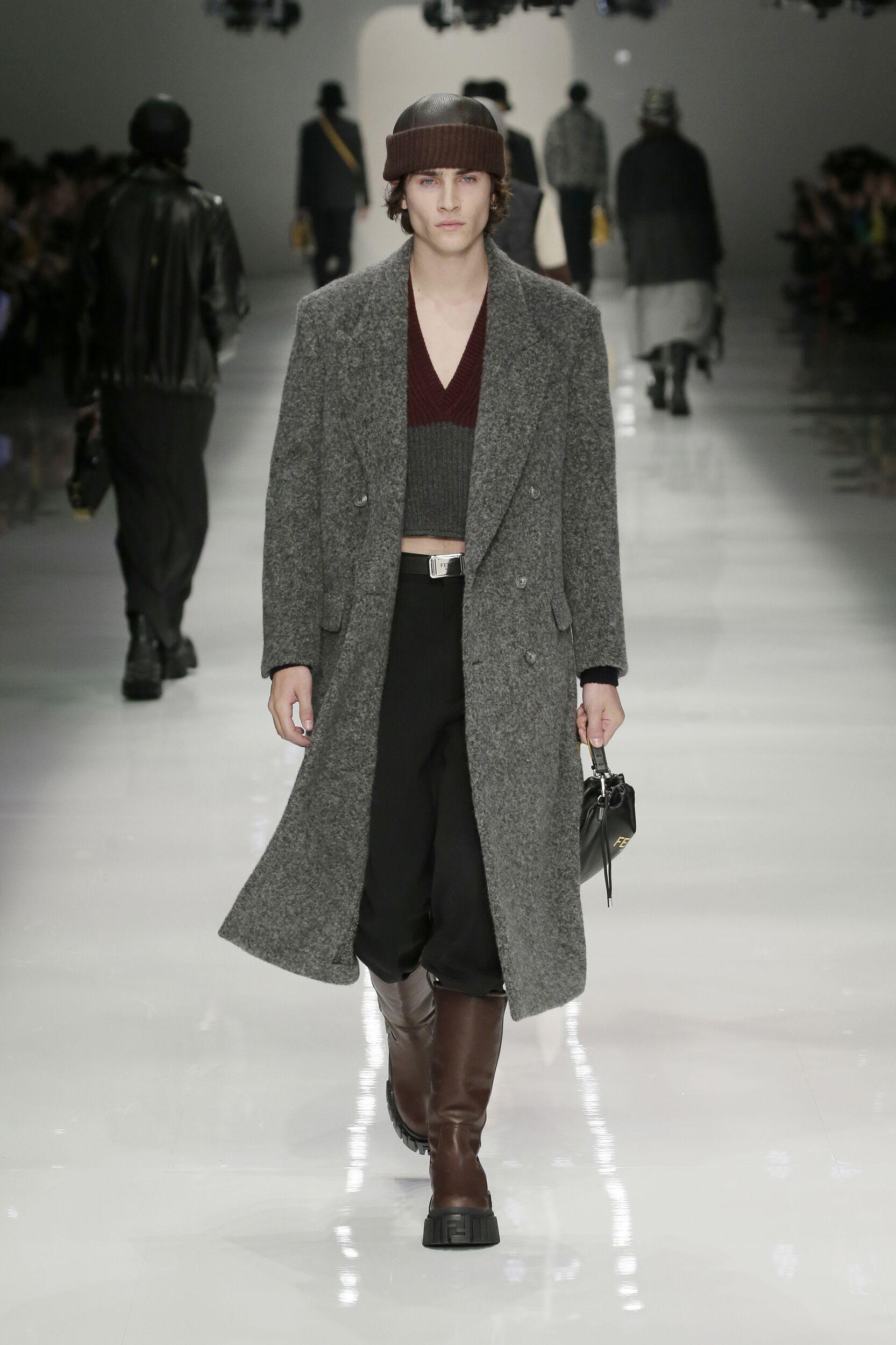 Fendi FW 2020 Menswear