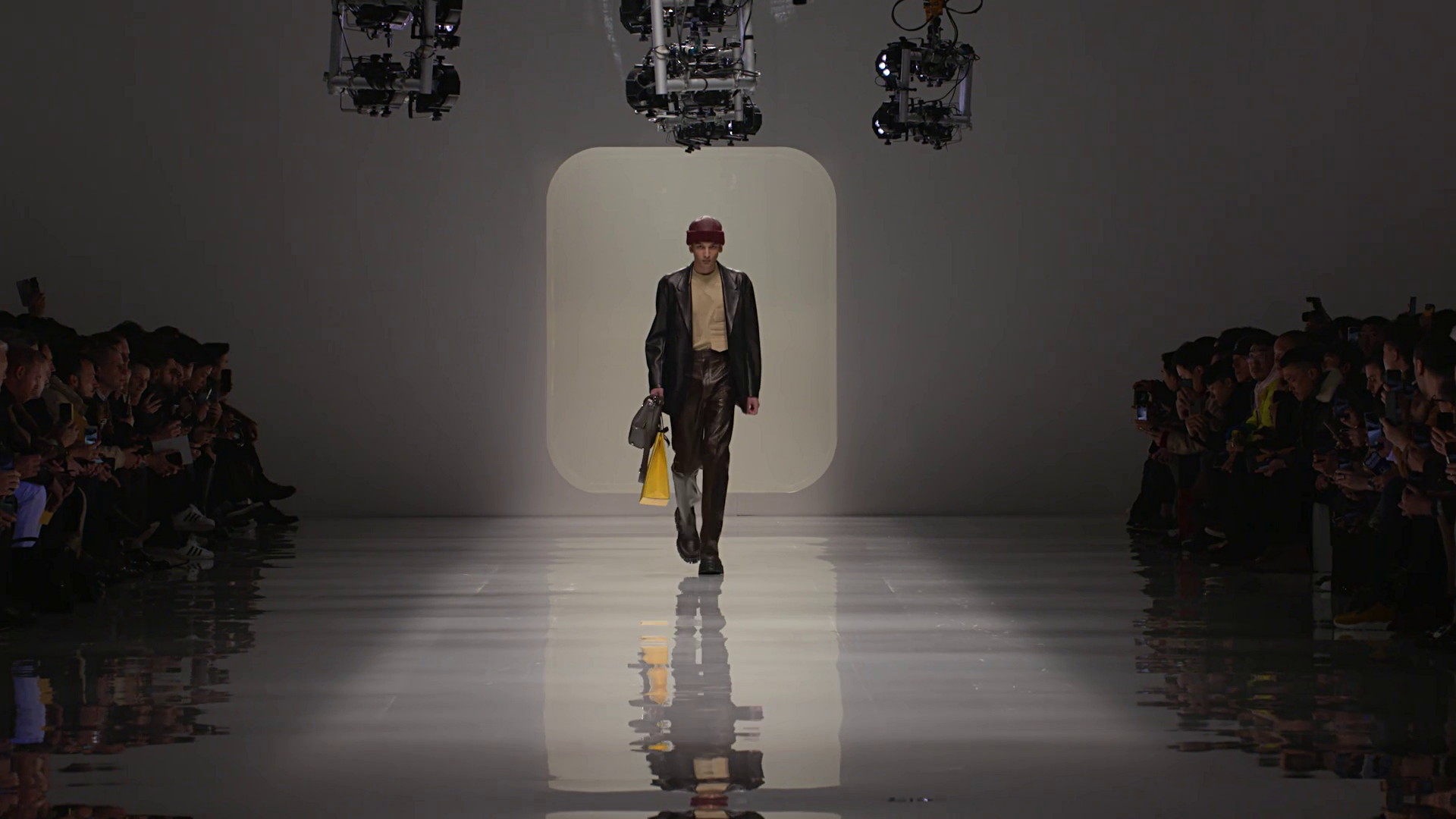 Fendi Fall Winter 2020 Men's Fashion Show - Milan Fashion Week