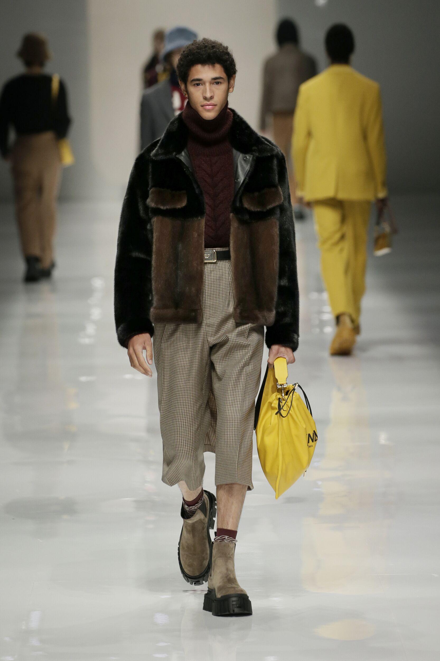 Fendi Men Style