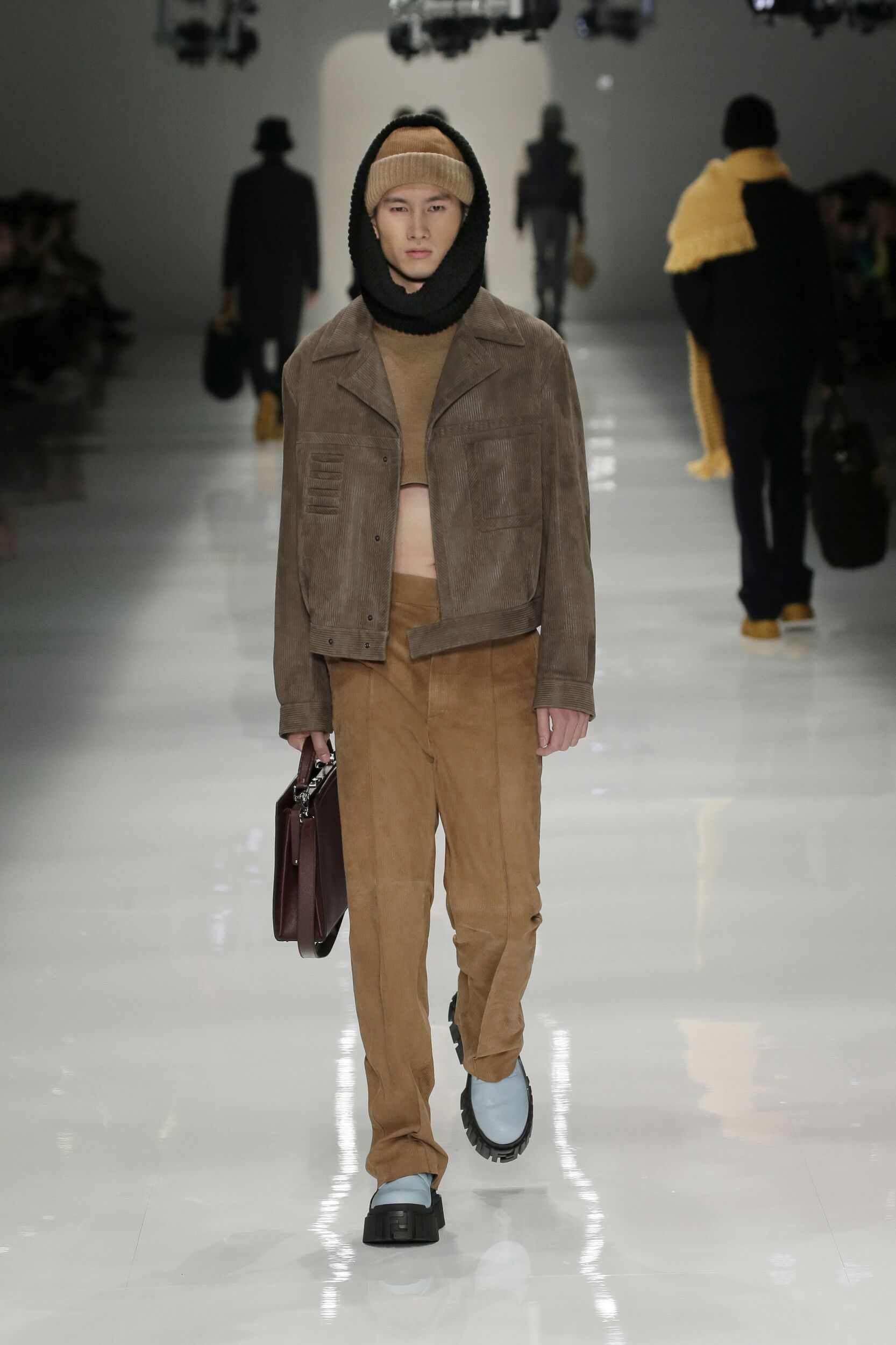 Fendi Menswear Fashion Show