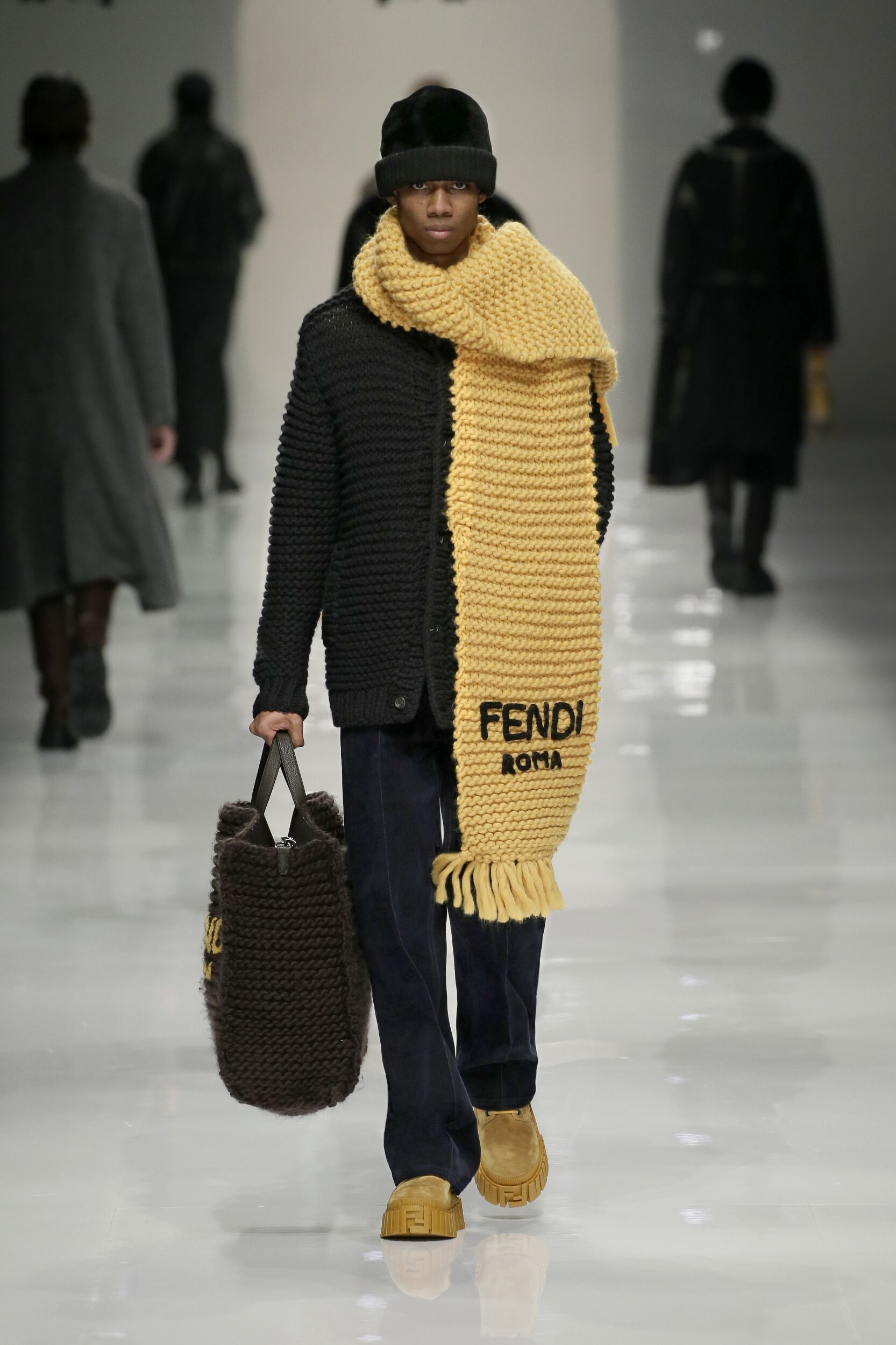 Fendi Milan Fashion Week Menswear Trends