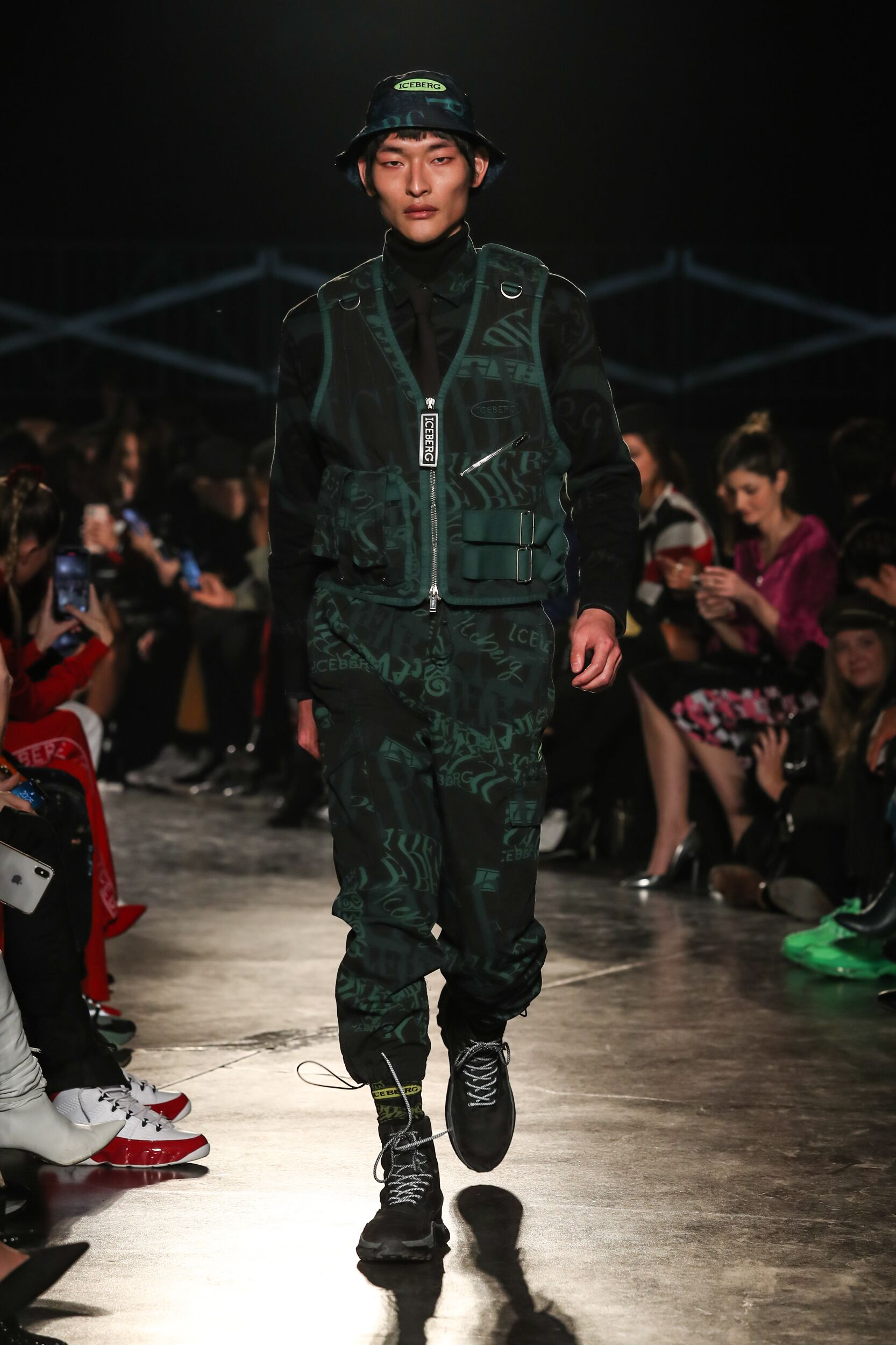 Iceberg Fall Winter 2020 Mens Collection Milan Fashion Week