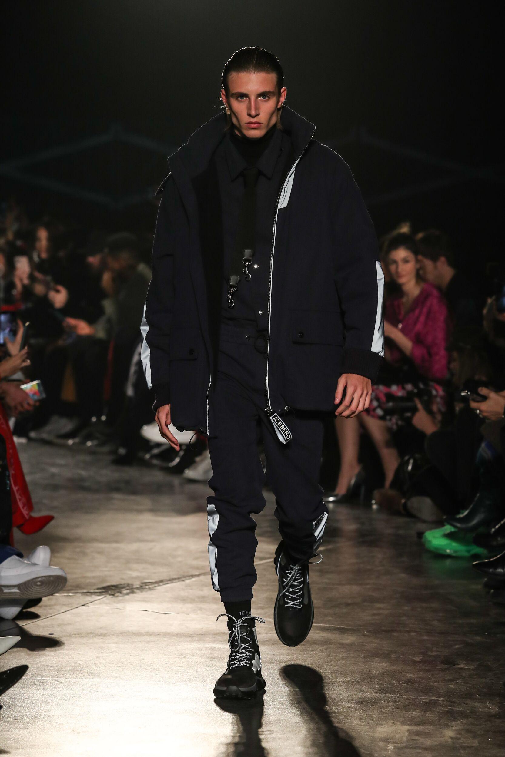 Iceberg Fashion Show FW 2020
