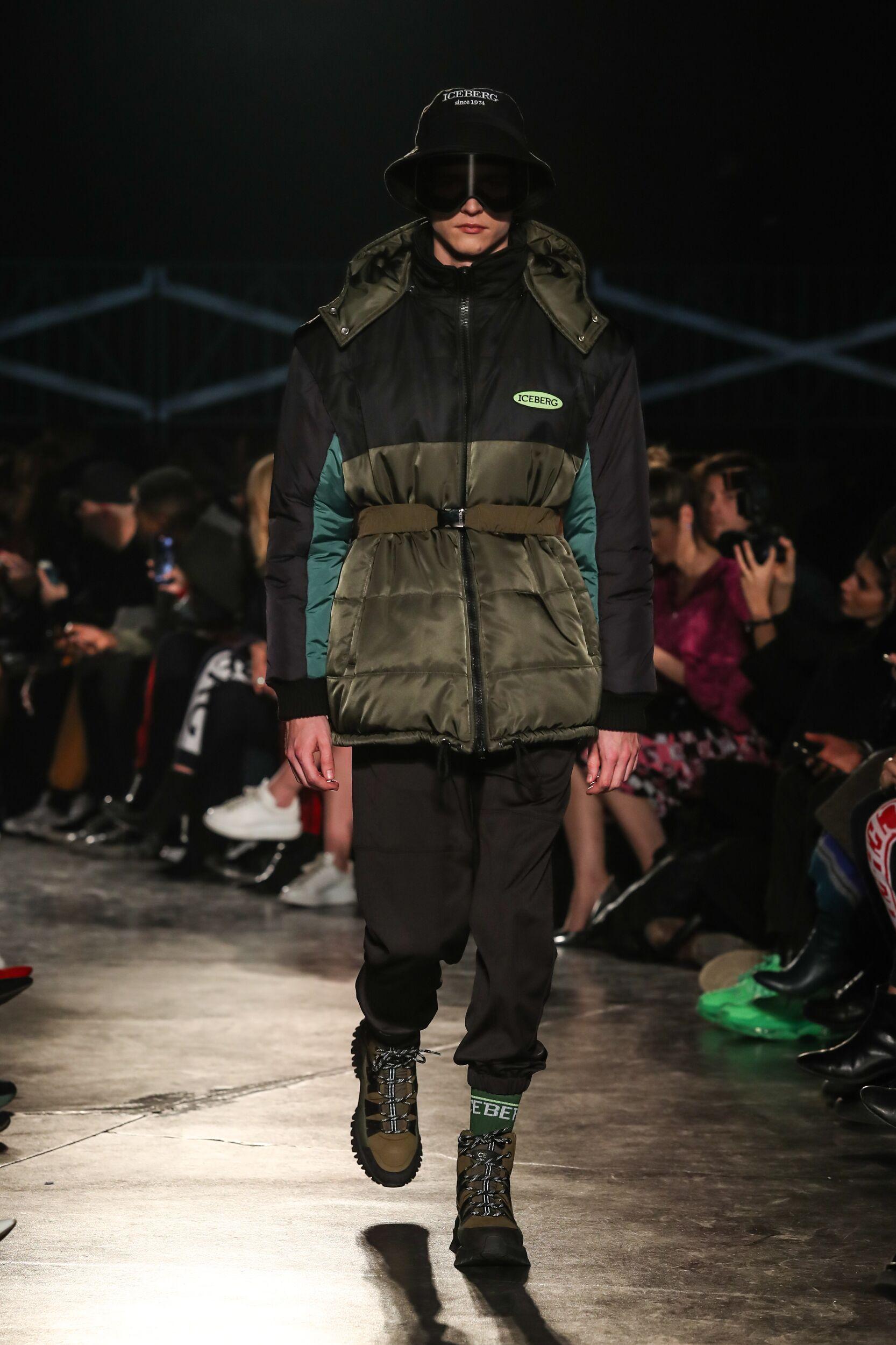 Iceberg Menswear Fashion Show