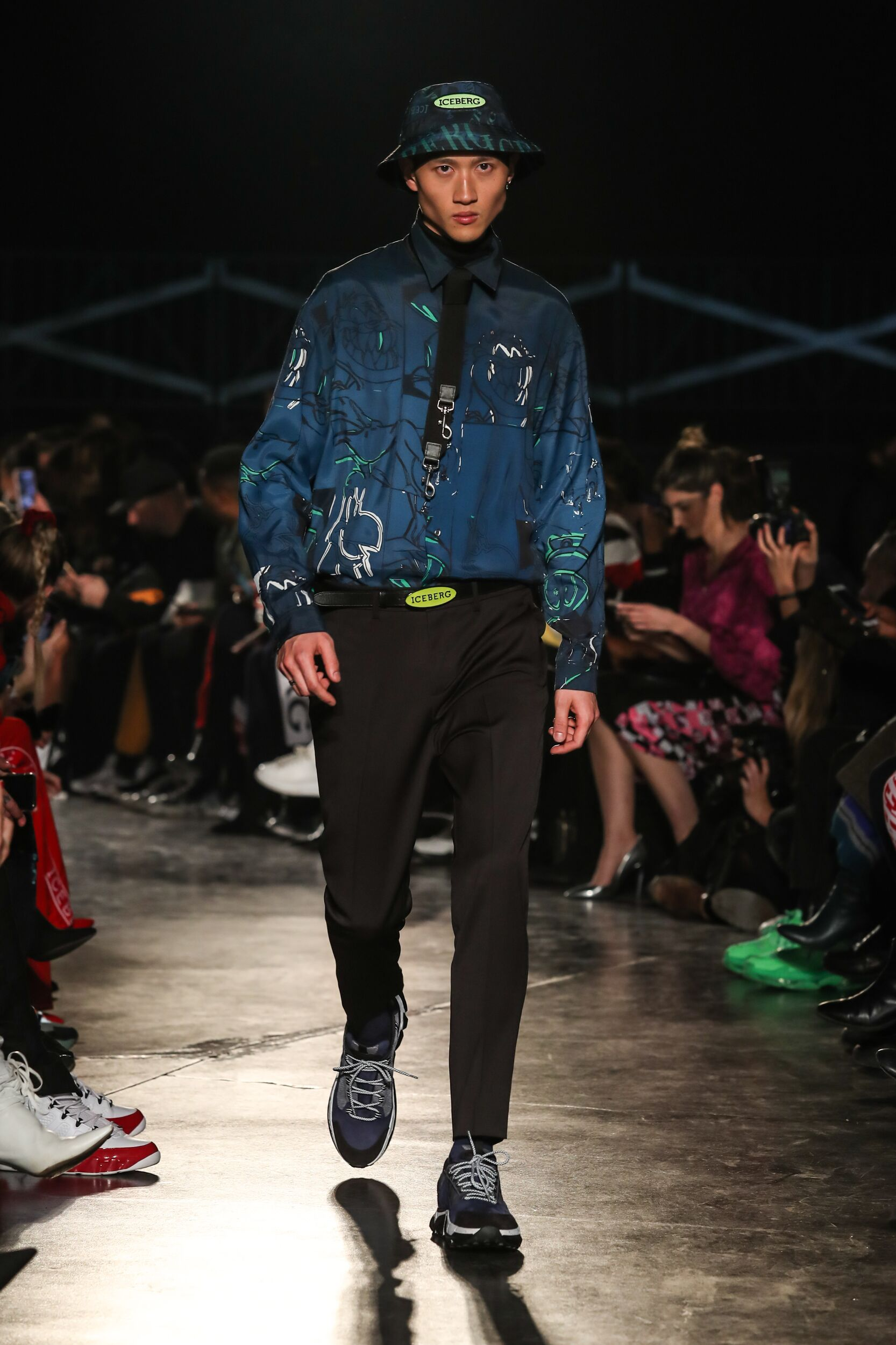 Iceberg Milan Fashion Week Menswear Trends