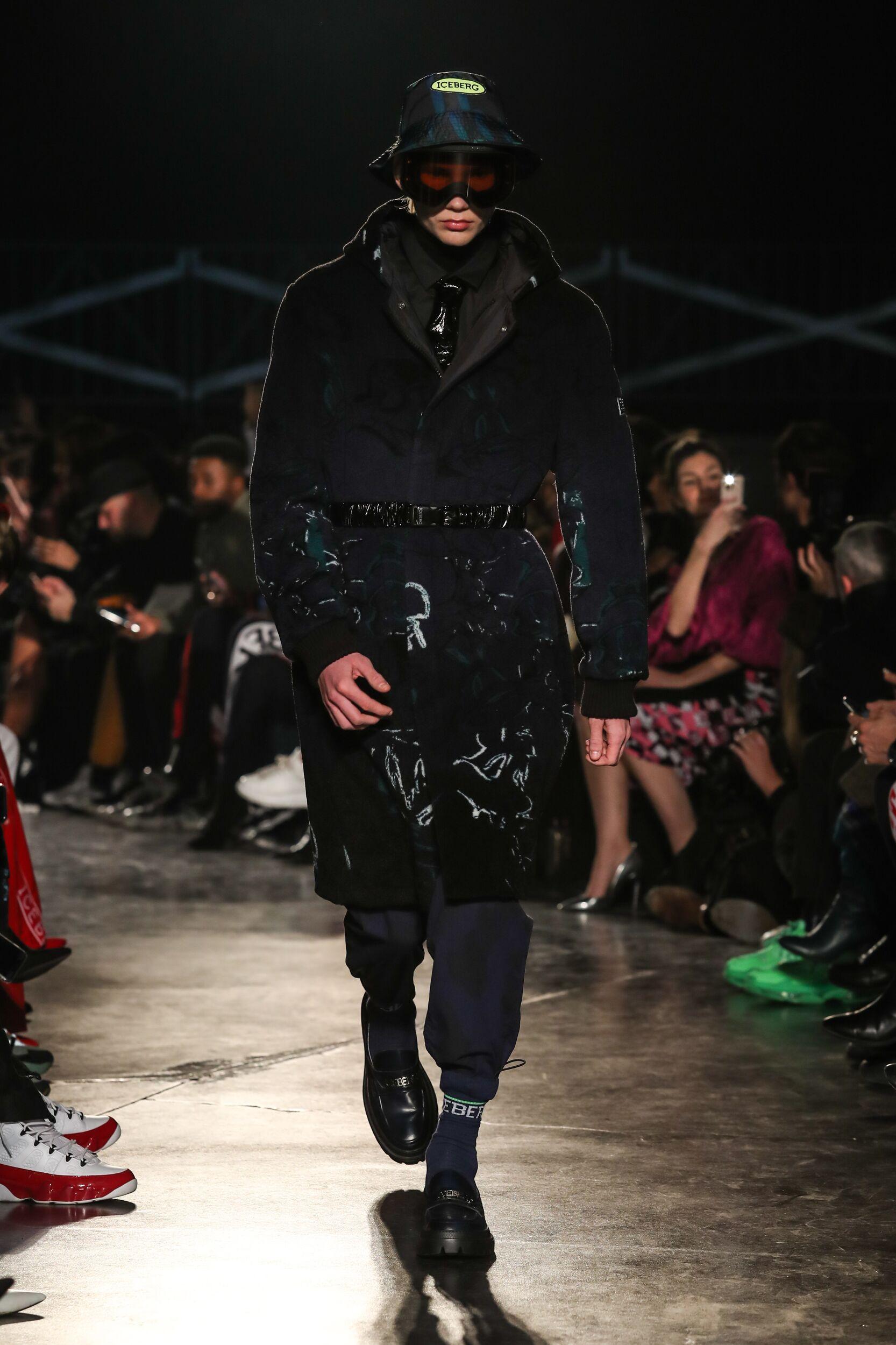 Iceberg Milan Fashion Week
