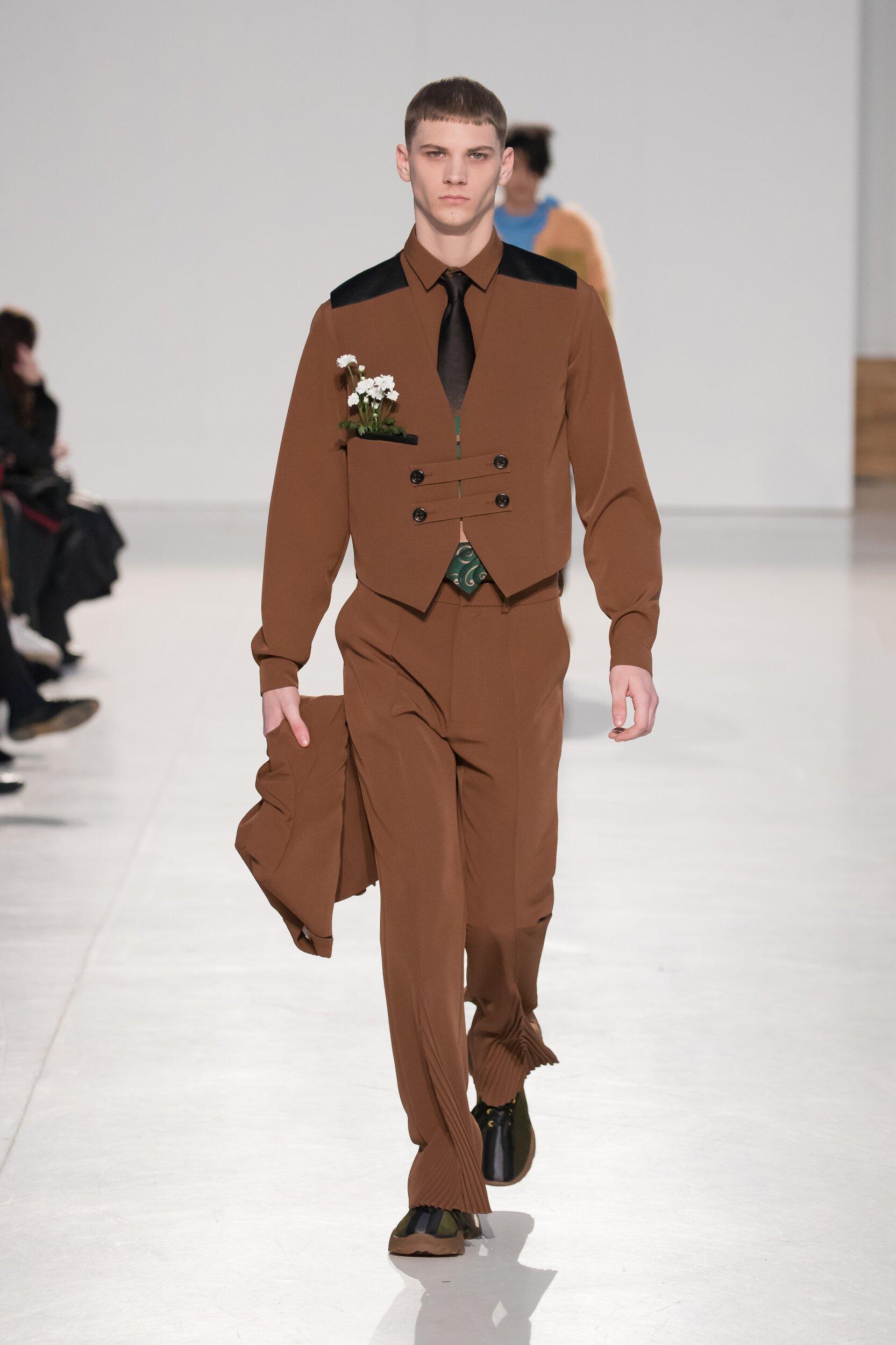 Marco De Vincenzo FW 2020 Menswear